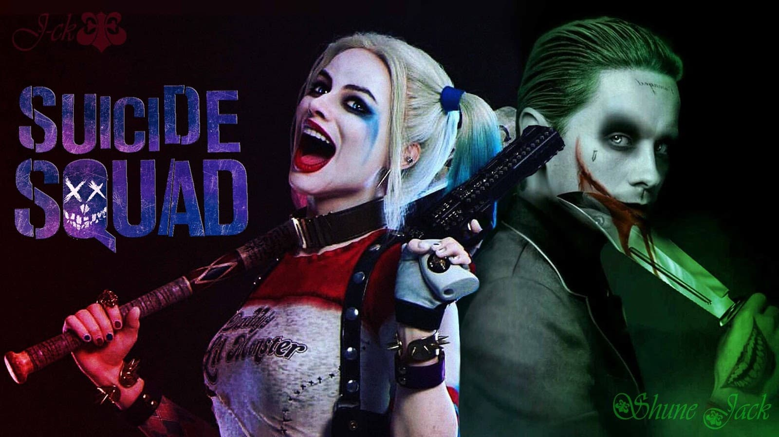 Margot Robbie Harley Quinn Wallpapers On Wallpaperdog