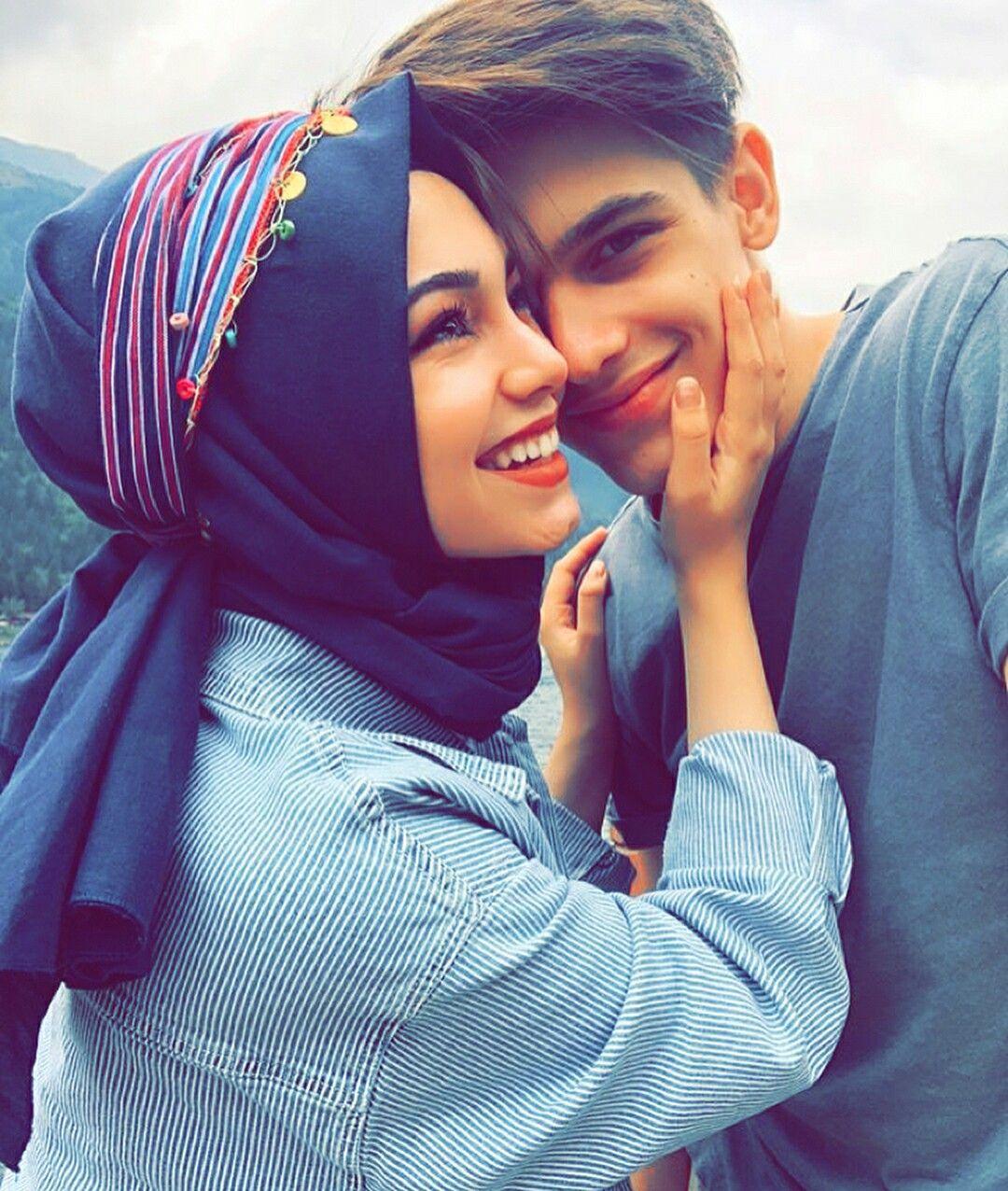 Sweet Muslim Couple Love Wallpapers On Wallpaperdog