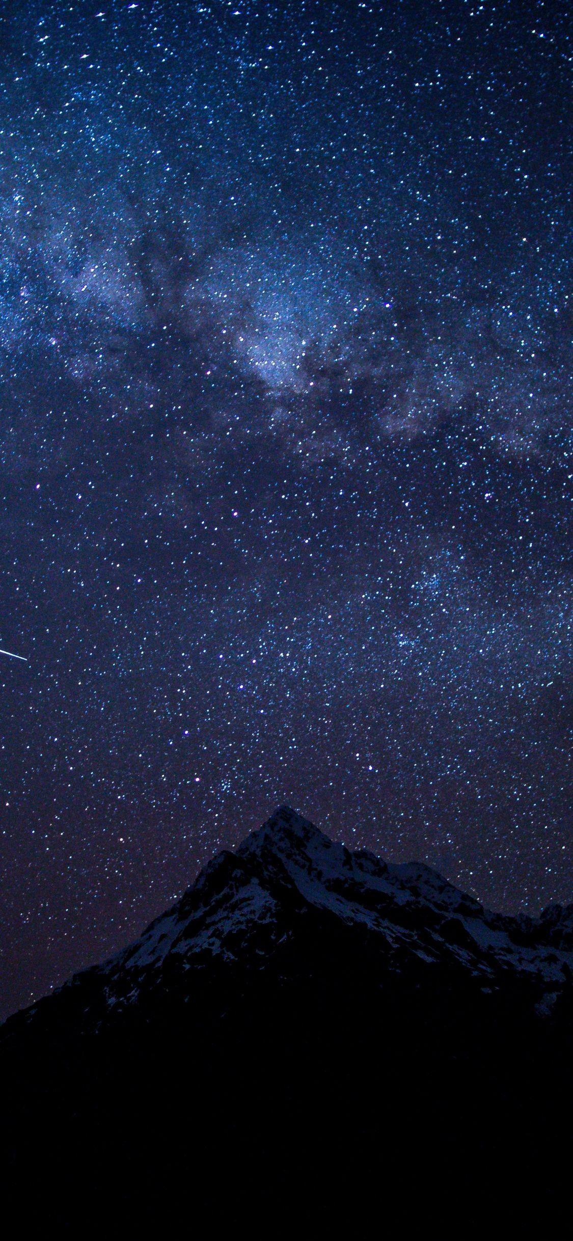 Night Sky Iphone Wallpapers On Wallpaperdog