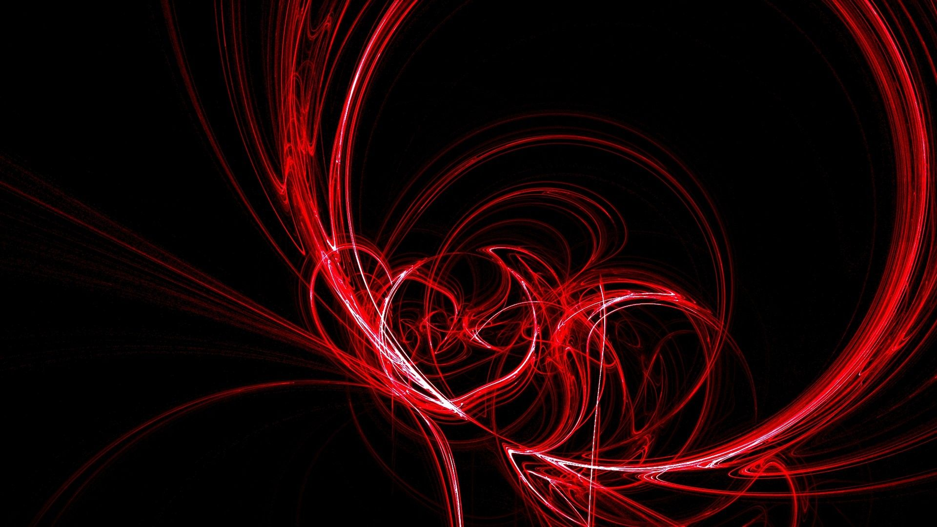 Red Abstract Gaming Wallpapers On Wallpaperdog
