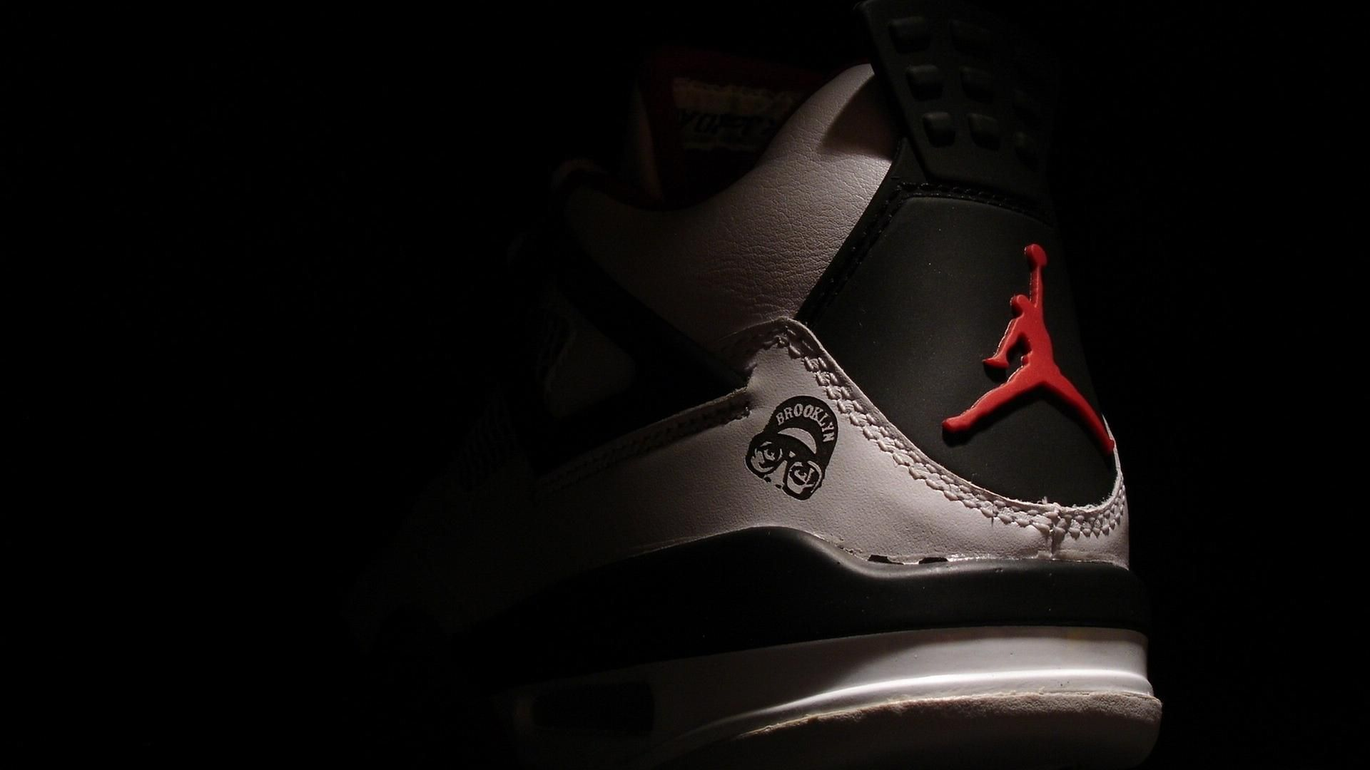 Jersey And Jordan Shoes Wallpapers On