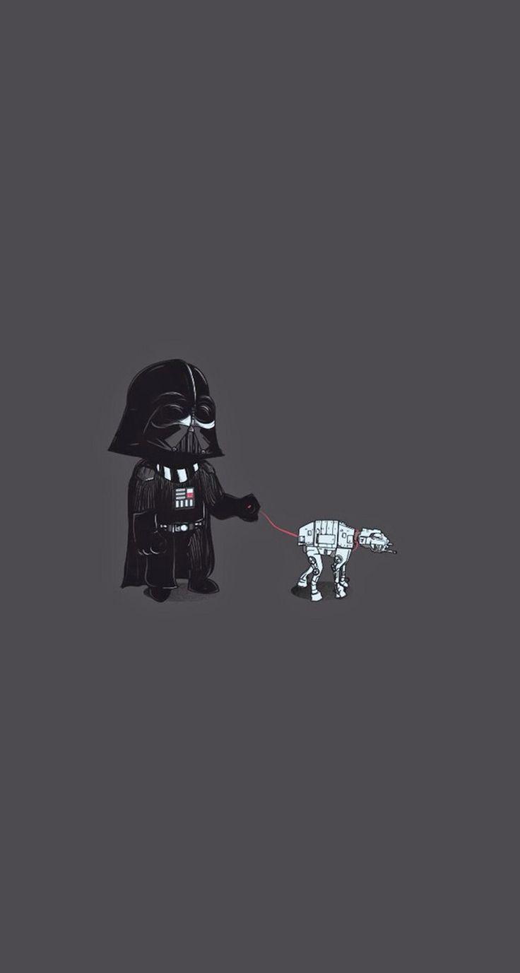 Cute Star Wars Iphone Wallpapers On Wallpaperdog