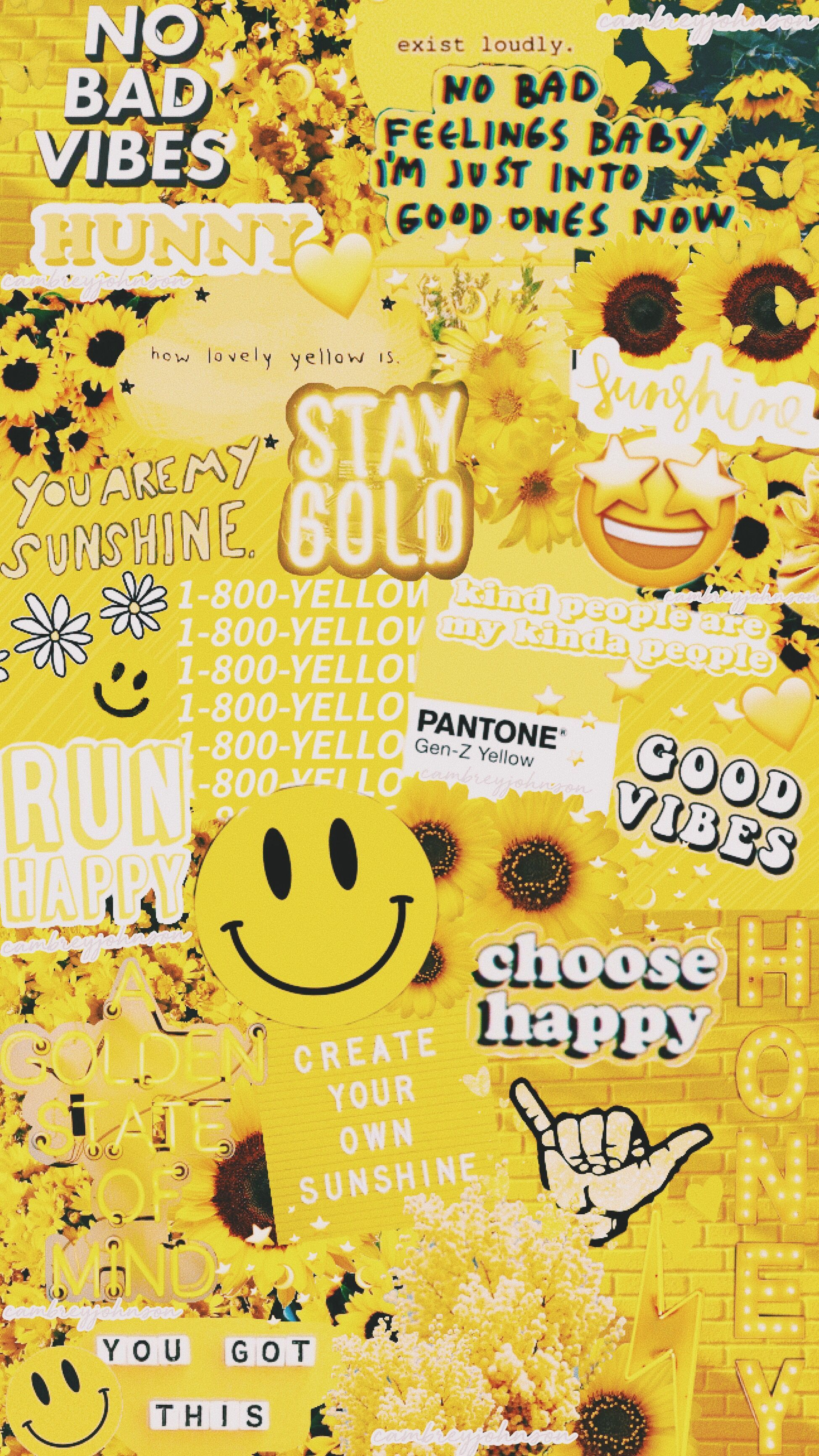 Featured image of post Pastel Yellow Cute Aesthetic Wallpapers For Laptop
