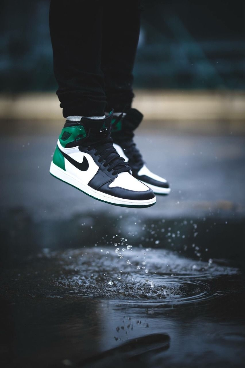 Air Jordan 1 Wallpapers On Wallpaperdog