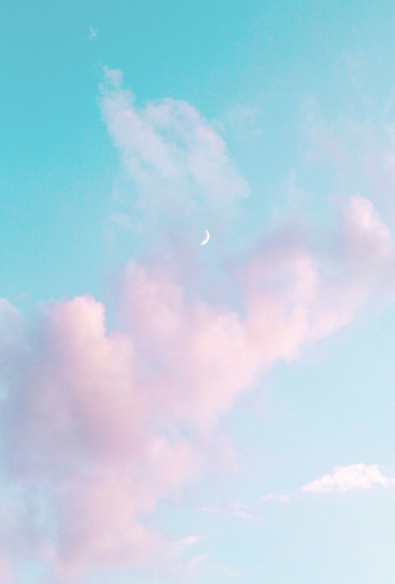 Aesthetic Sky Clouds Wallpapers On Wallpaperdog
