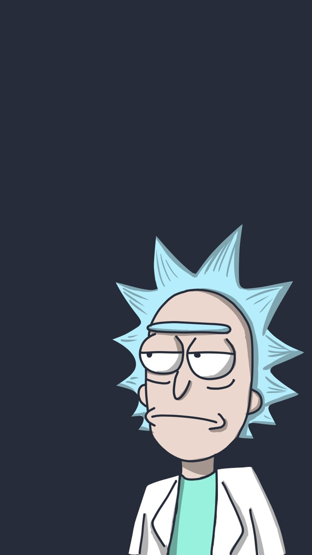 Rick and Morty iPhone Wallpapers on WallpaperDog
