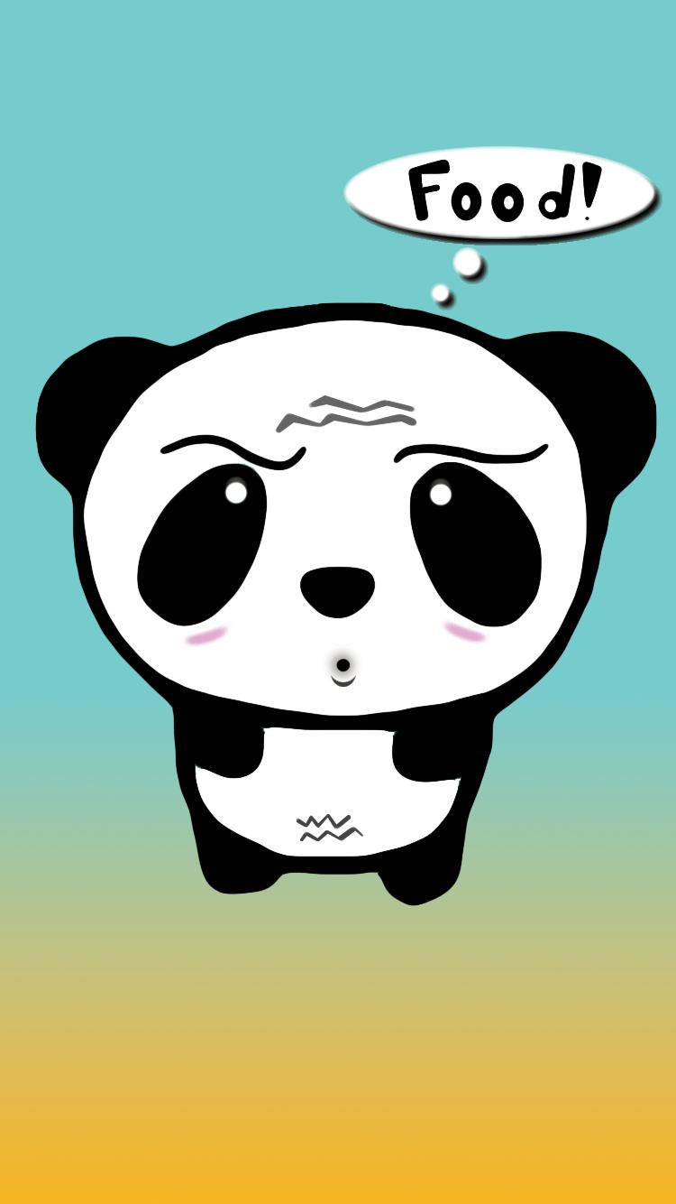 Cool Cute Wallpaper For Iphone Panda wallpaper