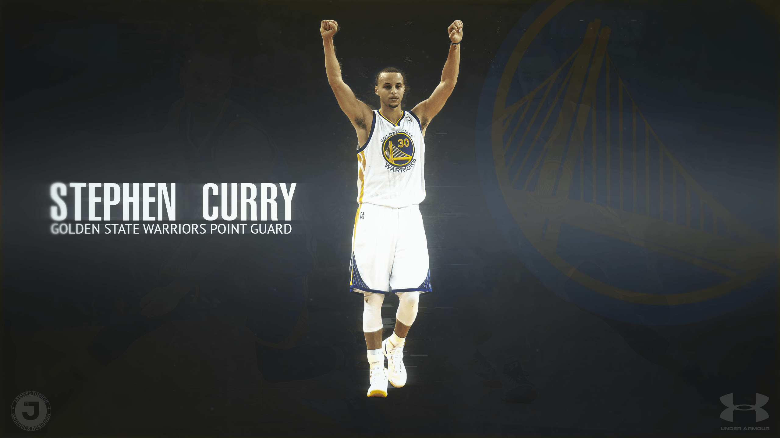 Steph Curry Lights Out Wallpapers On Wallpaperdog