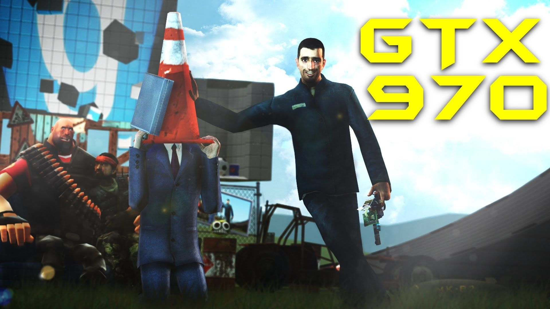 Garrys Mod 13 Wallpapers On Wallpaperdog