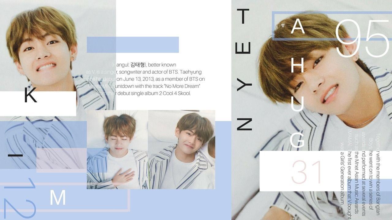 Jk Bts Aesthetic Desktop Wallpapers On Wallpaperdog