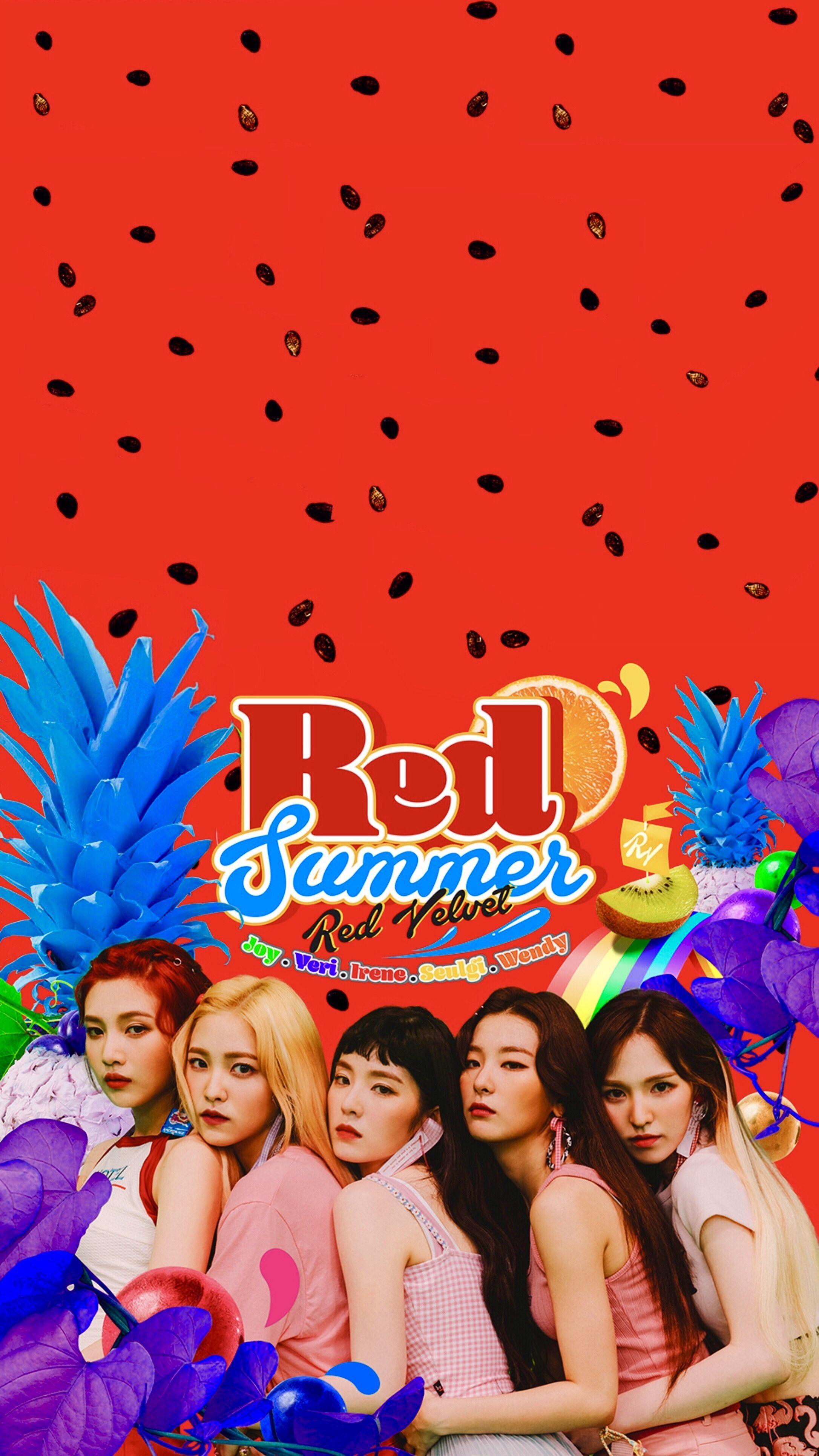 Red Velvet Phone Wallpapers On Wallpaperdog