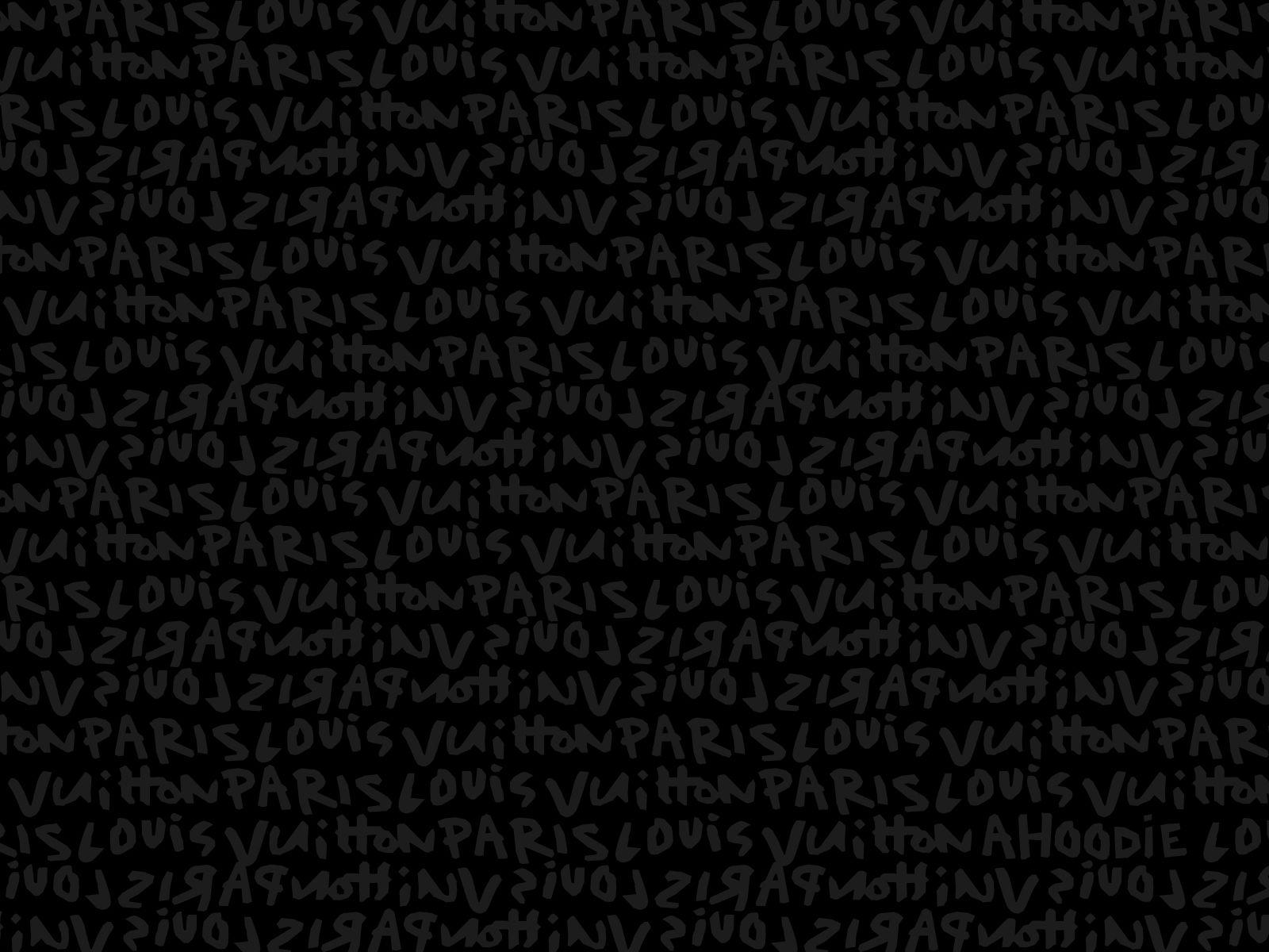 Black Louis Vuitton Iphone Wallpapers On Wallpaperdog