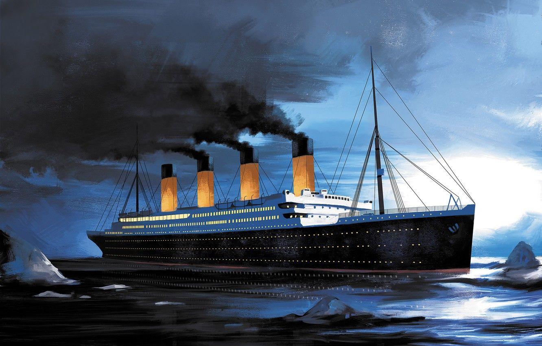 Titanic Wallpapers on WallpaperDog