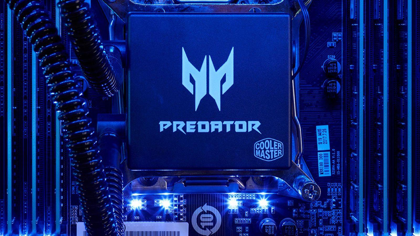 Acer Predator Logo Wallpapers on WallpaperDog