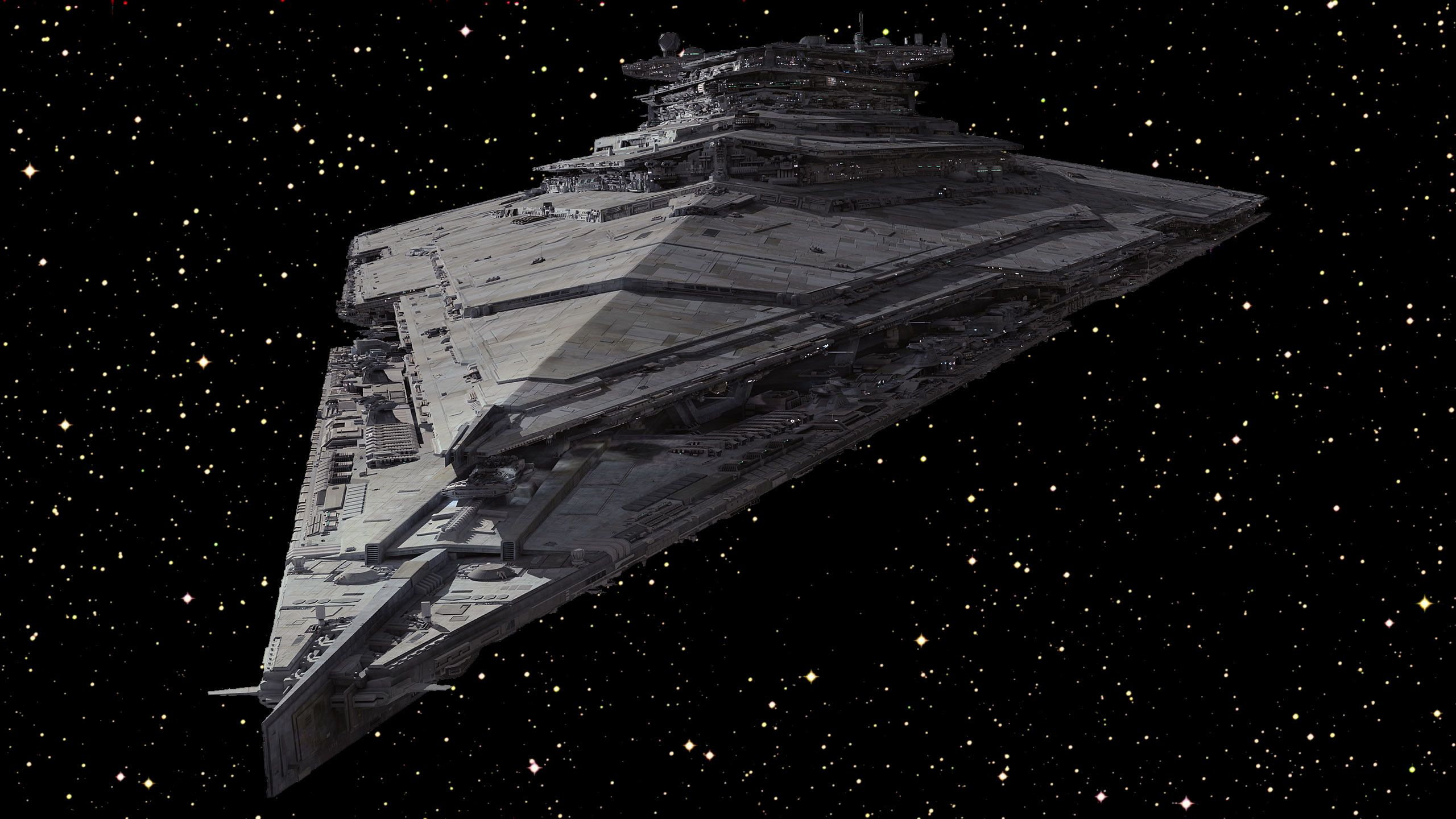 Imperial Star Destroyer Wallpapers On Wallpaperdog