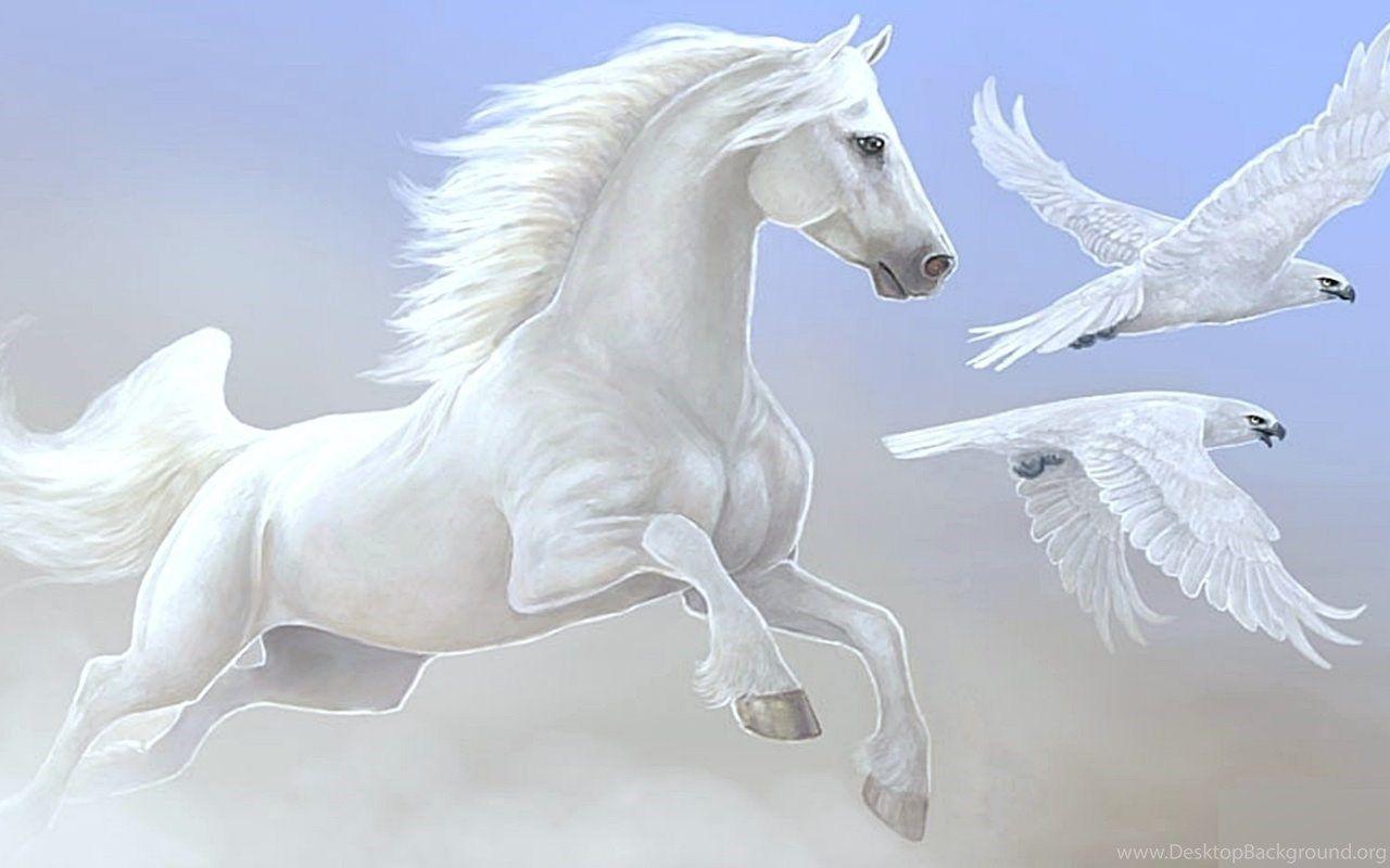 Beautiful Horse Desktop Wallpapers On Wallpaperdog