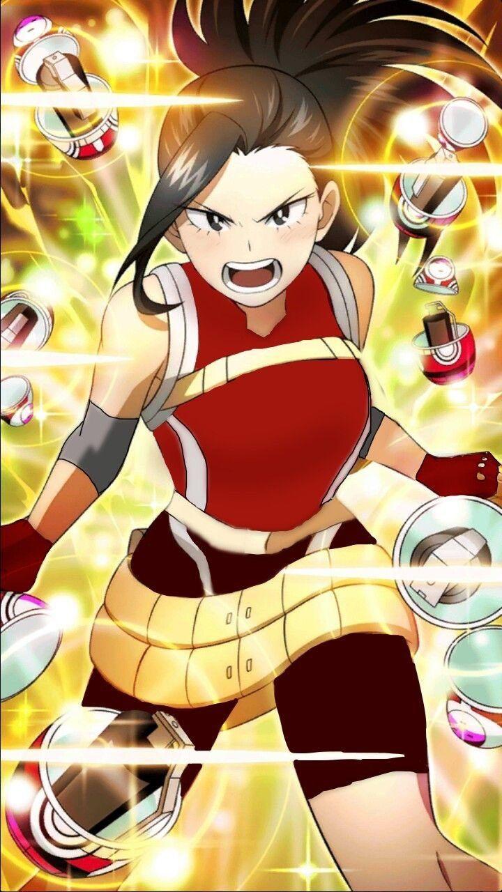 My Hero Academia Momo Yaorozu