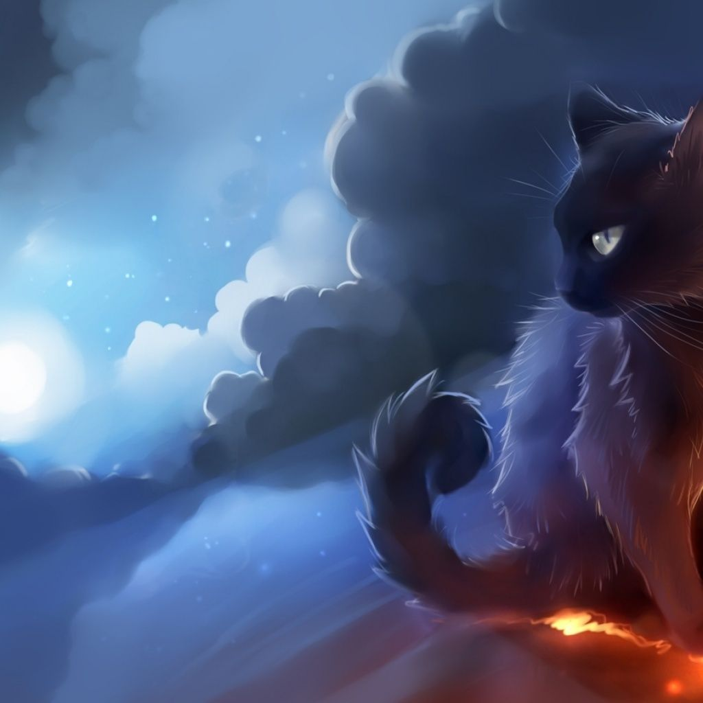 Cat Wallpapers For Iphone: Warrior Cats IPhone Wallpapers On WallpaperDog