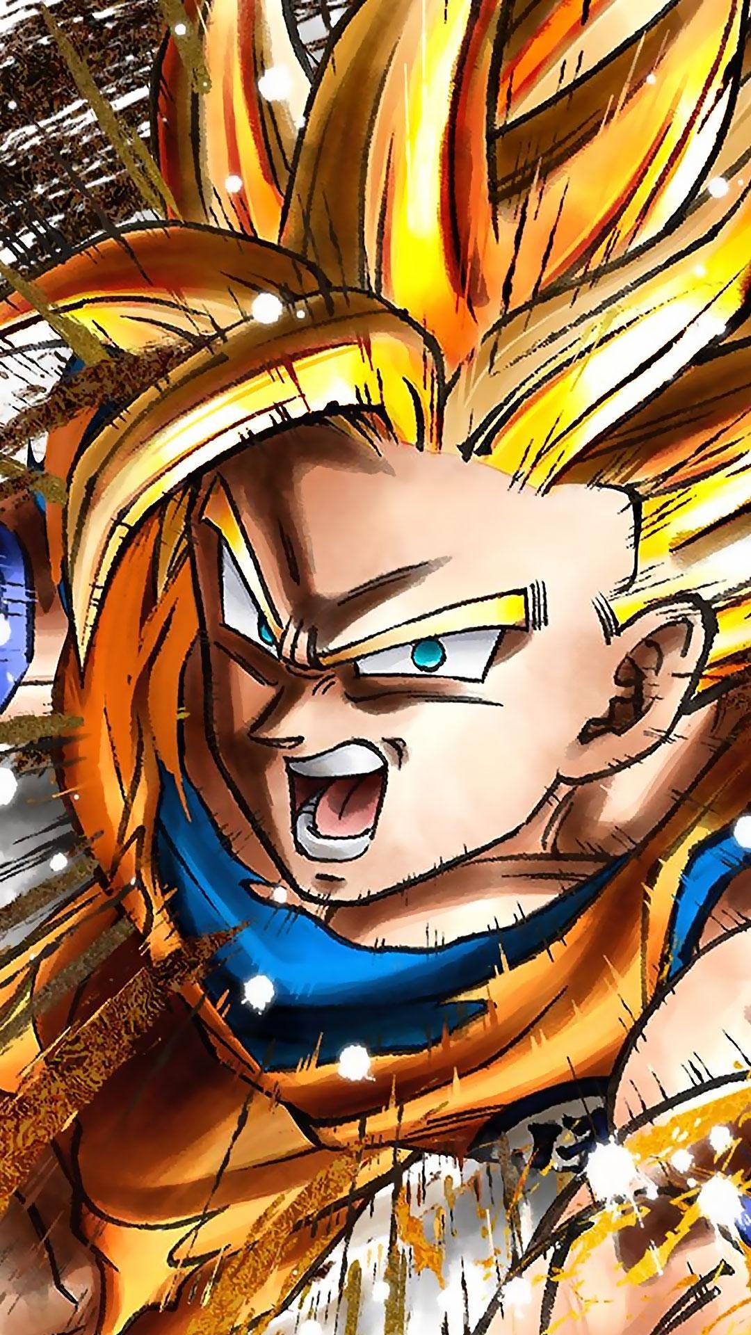 Dragon Ball Z Live Wallpapers on WallpaperDog