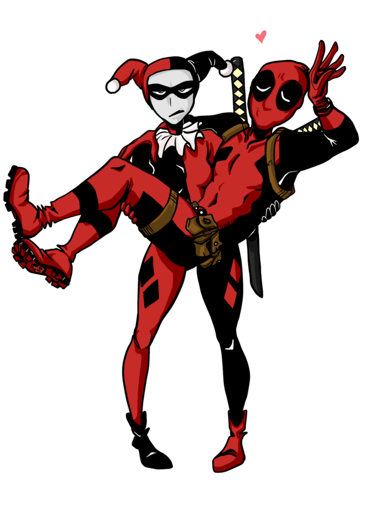 Steampunk Harley Quinn And Deadpool Wallpapers On Wallpaperdog