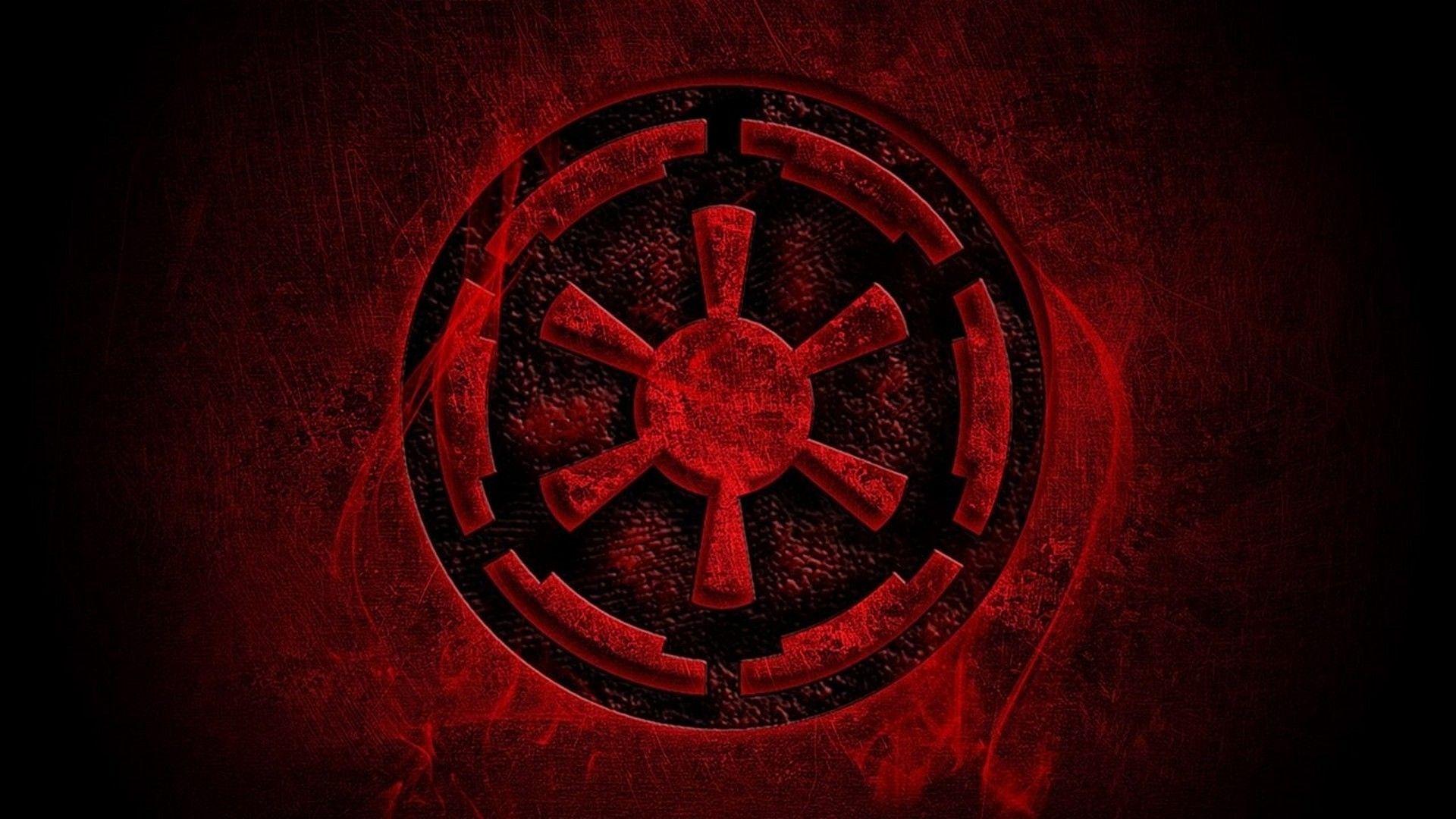 Star Wars Empire Logo Wallpapers On Wallpaperdog
