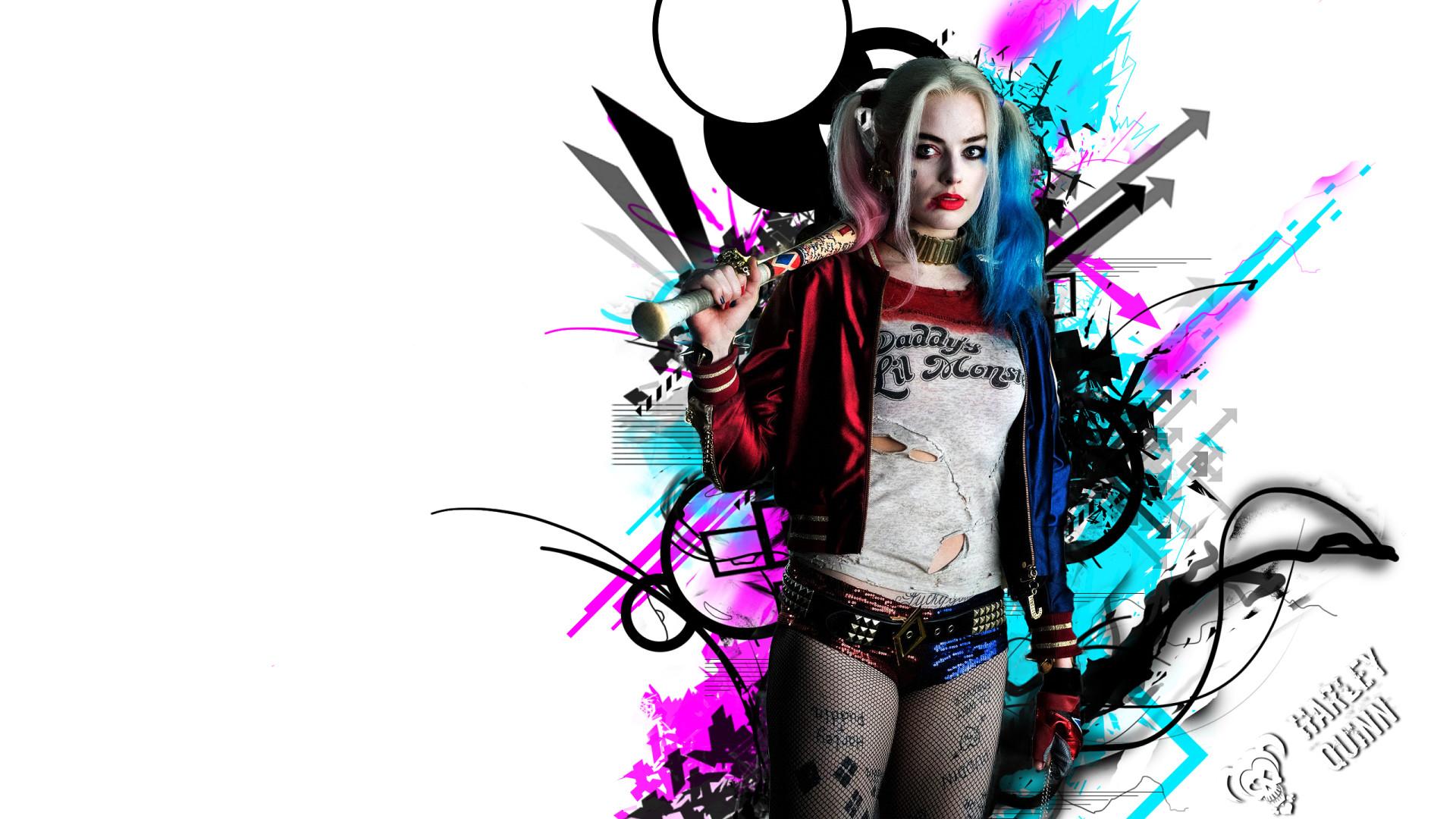Harley Quinn Laptop Wallpapers On Wallpaperdog