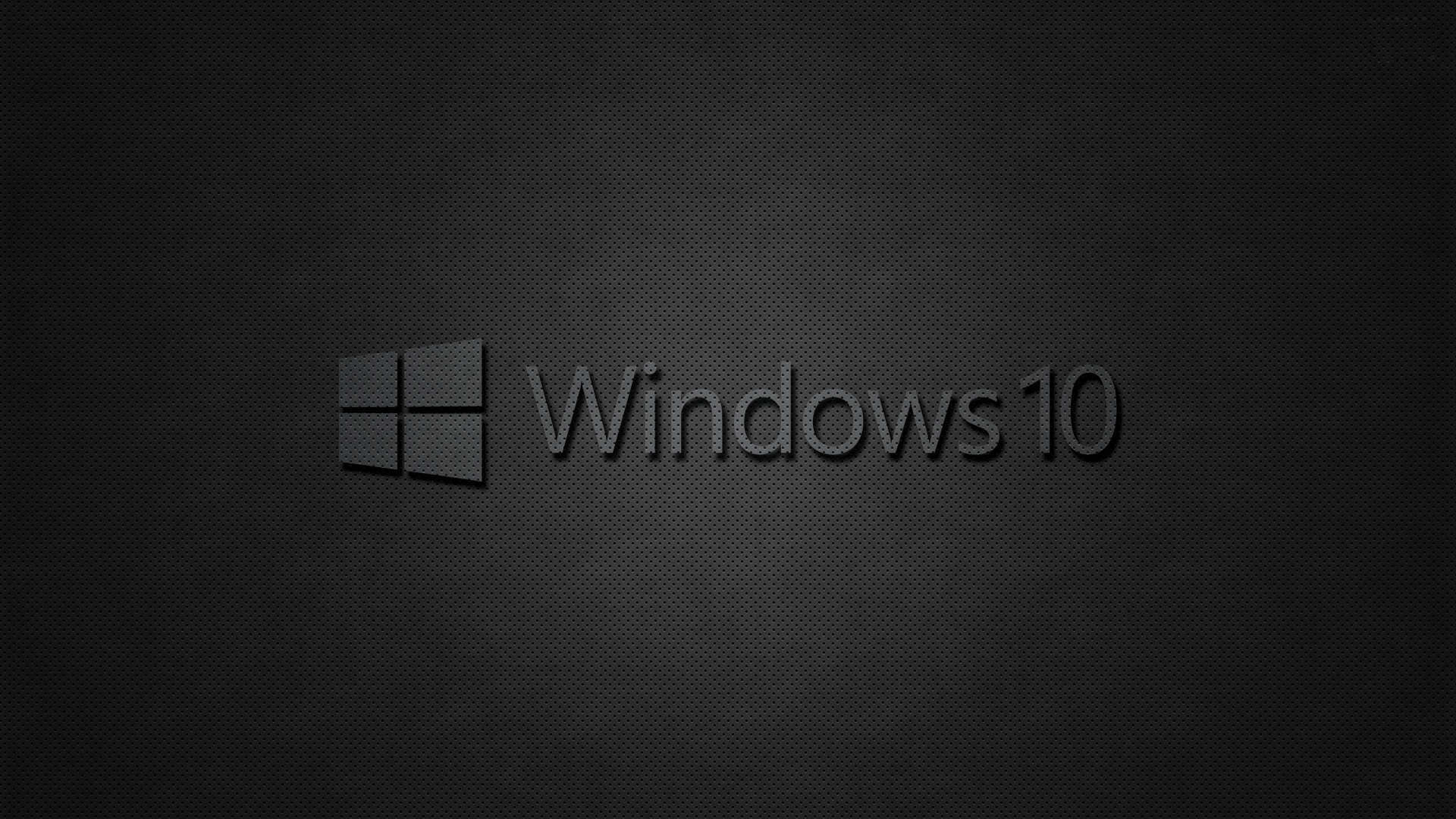 Black Windows 10 Hd Wallpapers On Wallpaperdog