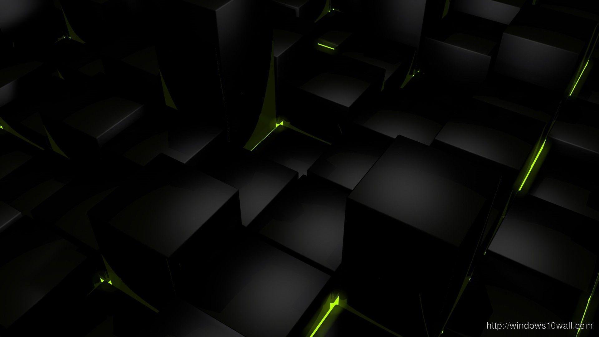 Black Windows 10 HD Wallpapers on ...
