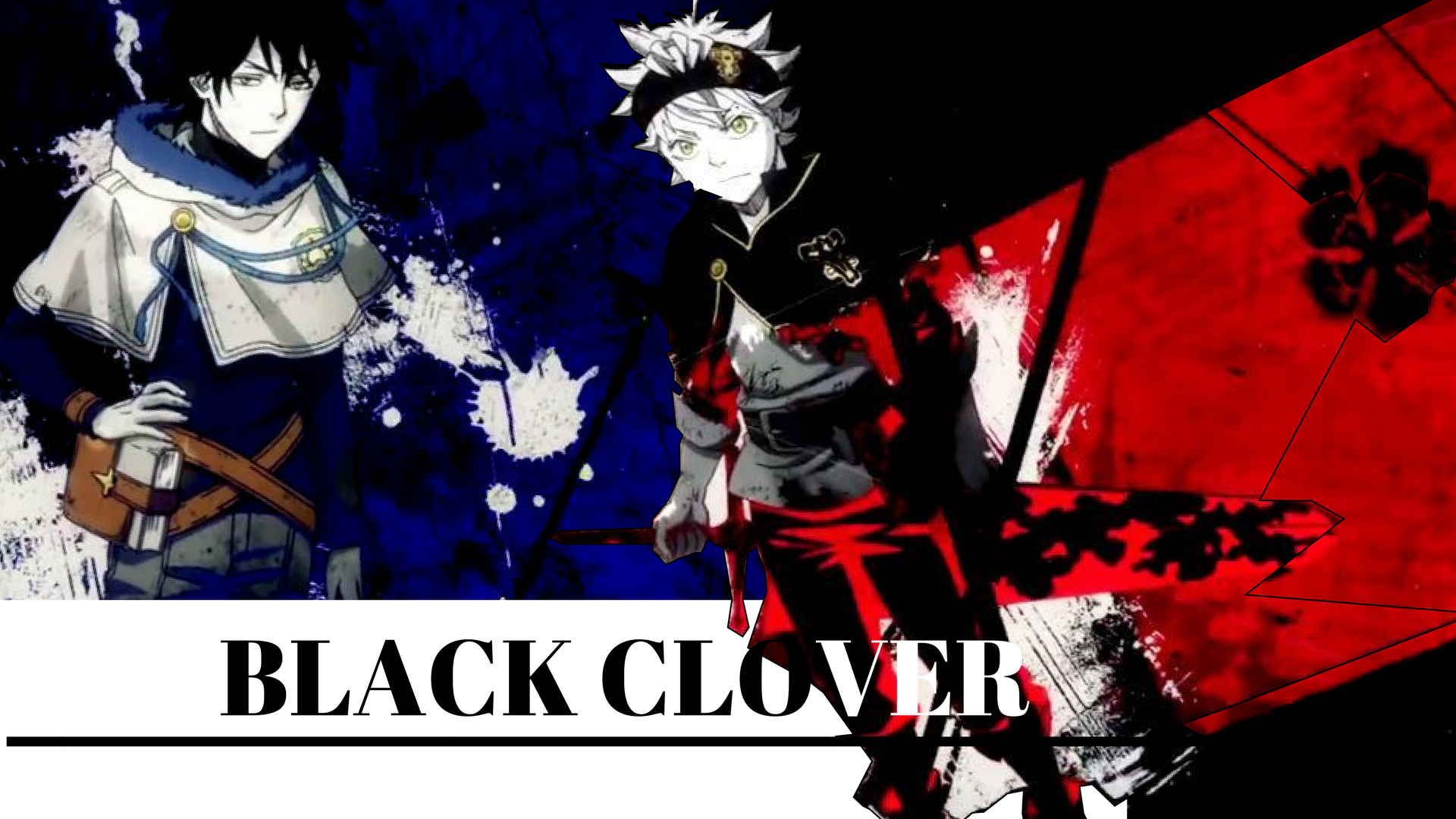 Anime Black Clover Title Wallpapers On Wallpaperdog Well you're in luck, because here they come. anime black clover title wallpapers on