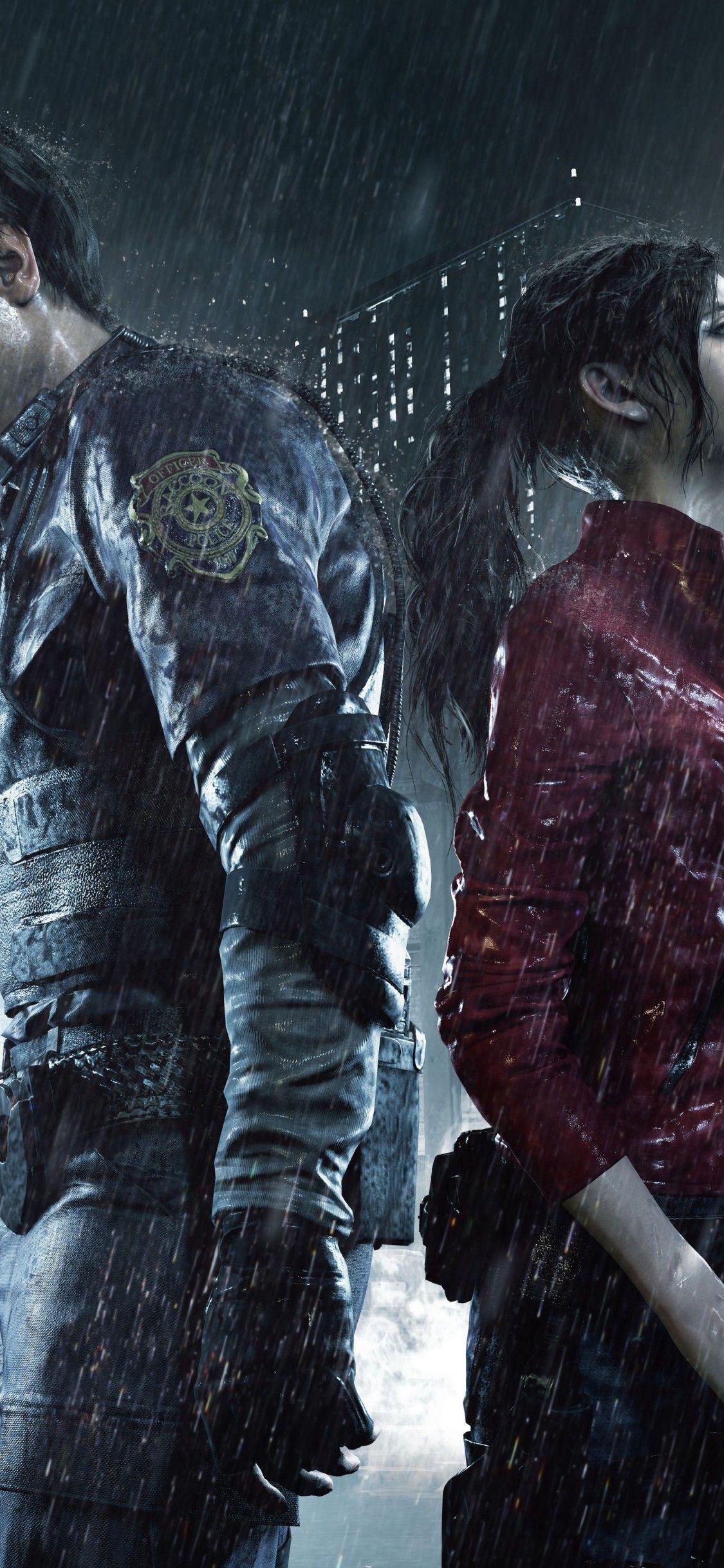 Resident Evil iPhone Wallpapers on WallpaperDog