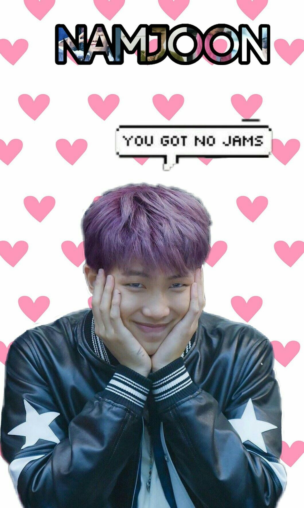 Kim Namjoon RM BTS Wallpapers on WallpaperDog