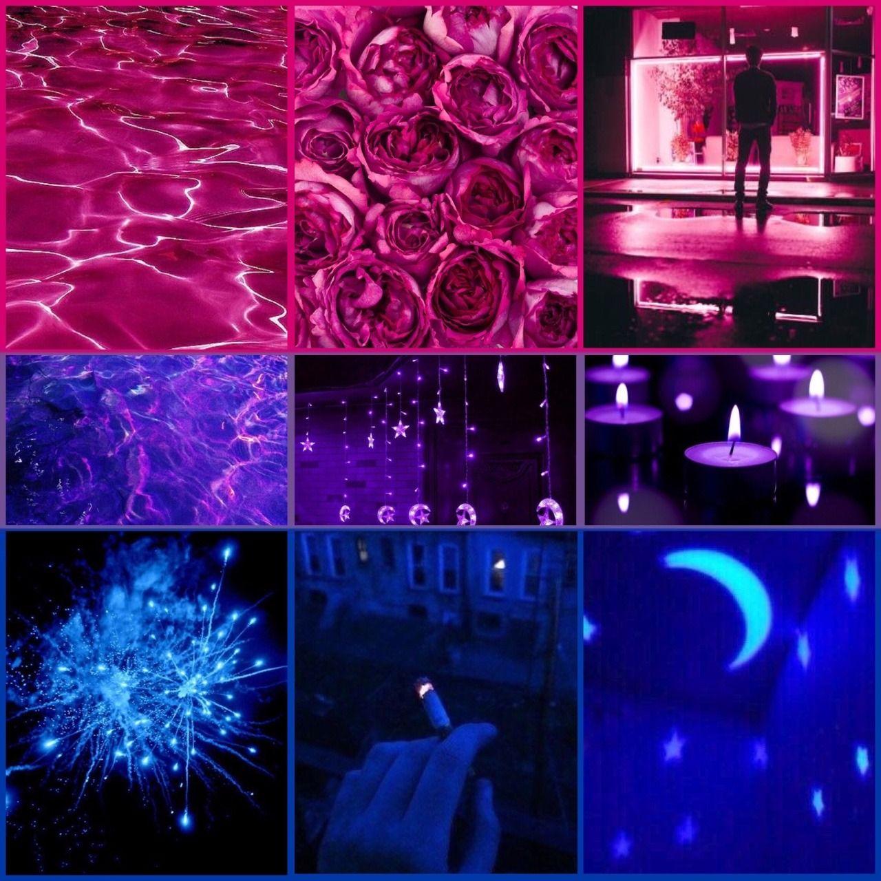 Neon Planet Aesthetic Wallpapers On WallpaperDog