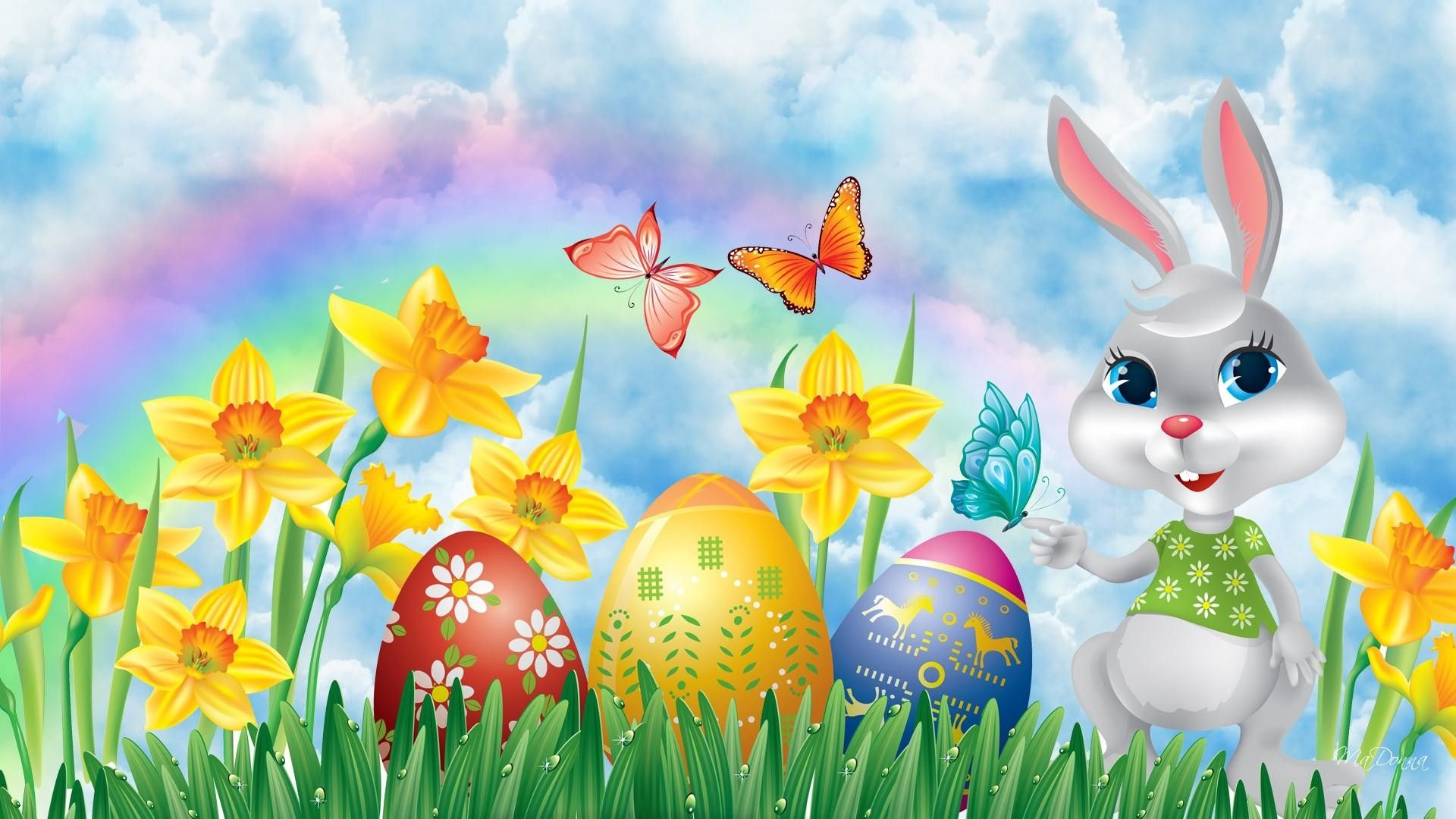 Disney Easter Screen Wallpapers on ...