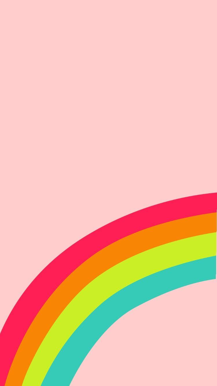 Rainbow iPhone Wallpapers on WallpaperDog