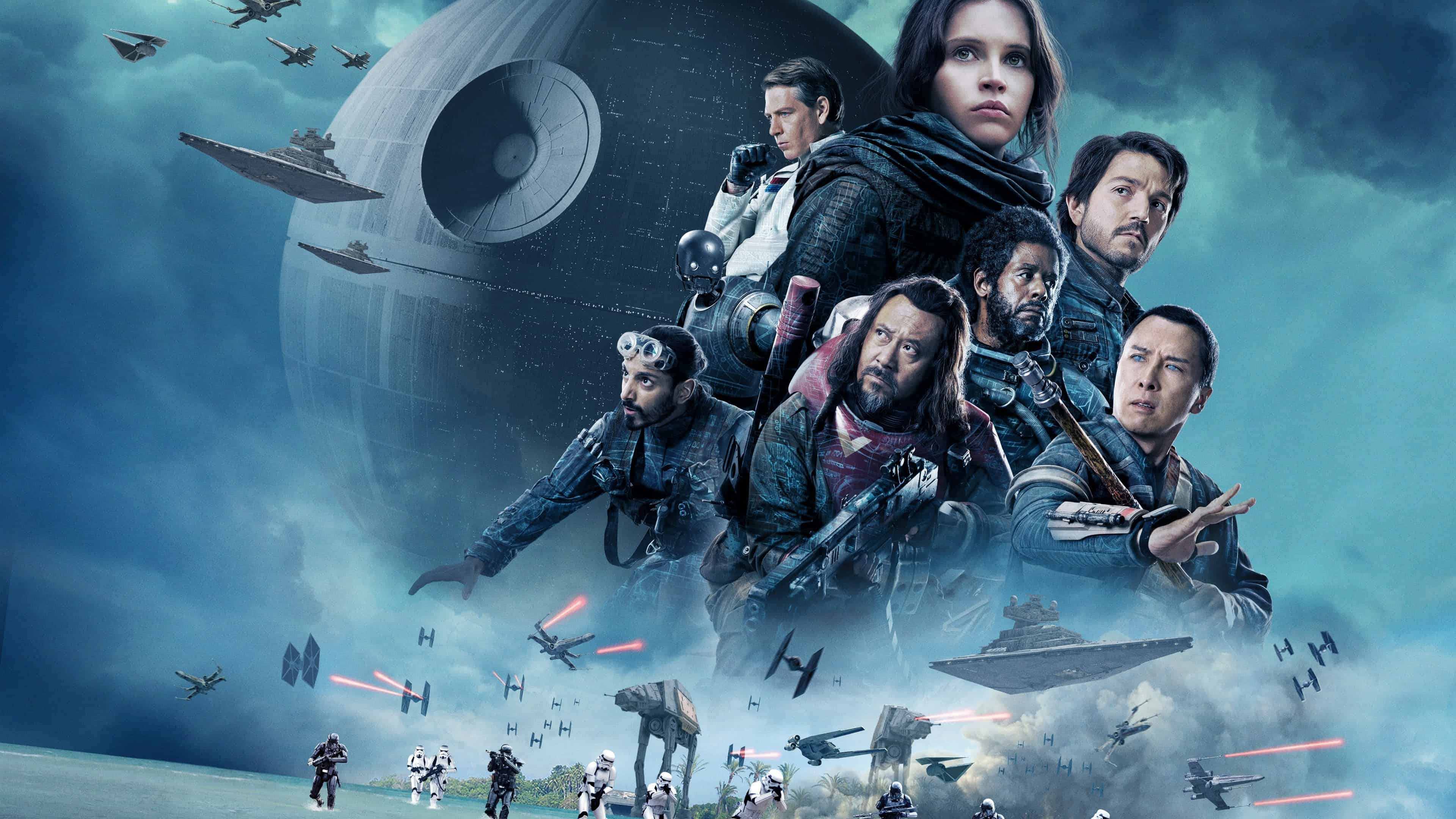 Star Wars Rogue One Desktop Wallpapers On Wallpaperdog