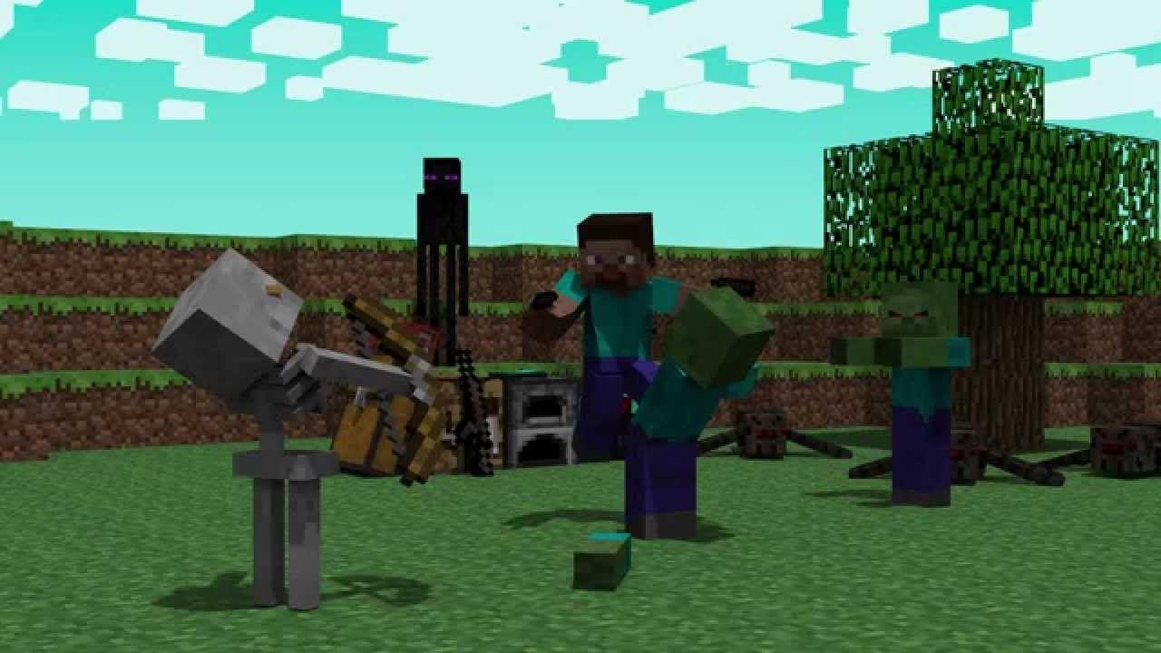 Minecraft Steve Hd Wallpapers On Wallpaperdog