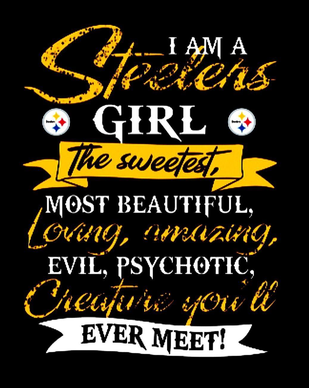 Steelers Girl Wallpapers on WallpaperDog