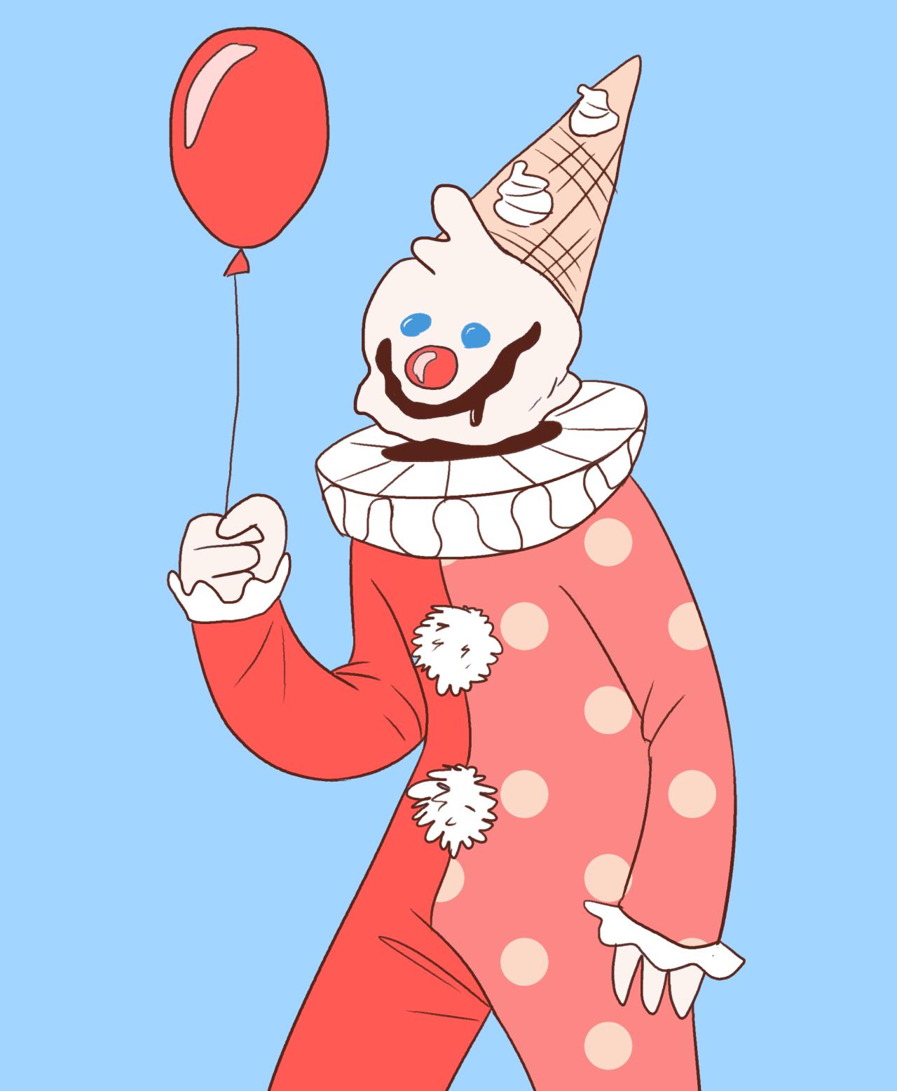 Cute Clown Wallpapers on WallpaperDog