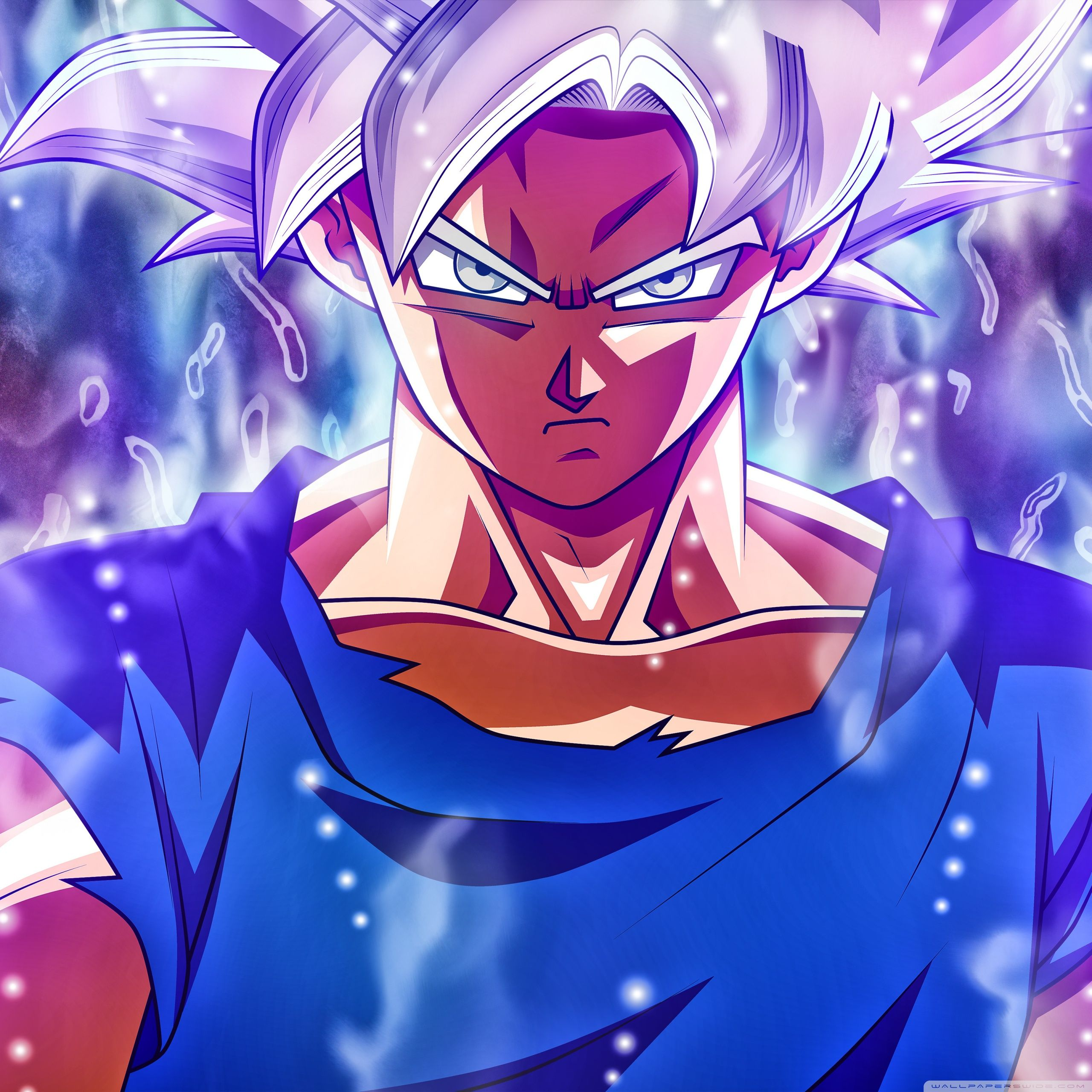 Complete Ultra Instinct Goku Wallpapers On Wallpaperdog