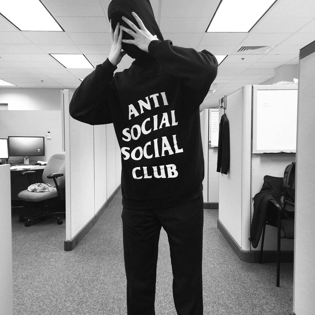 Anti Social Social Club Wallpapers on WallpaperDog