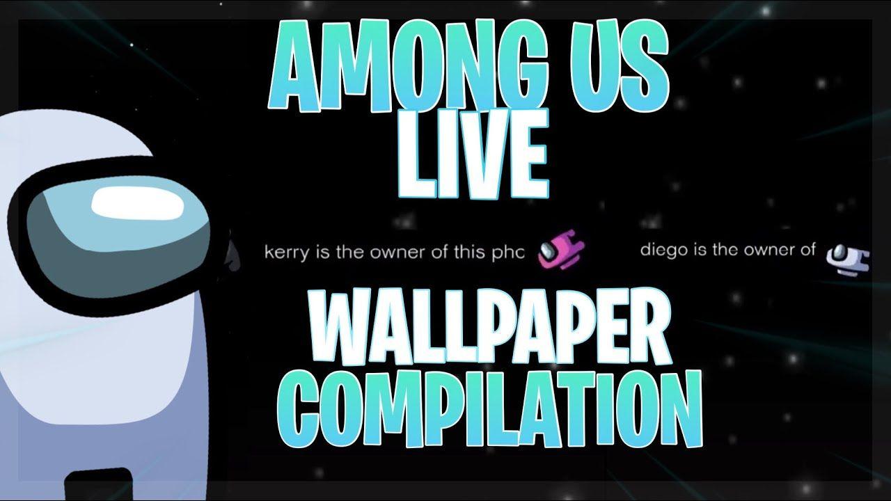 Among Us Wallpapers On Wallpaperdog