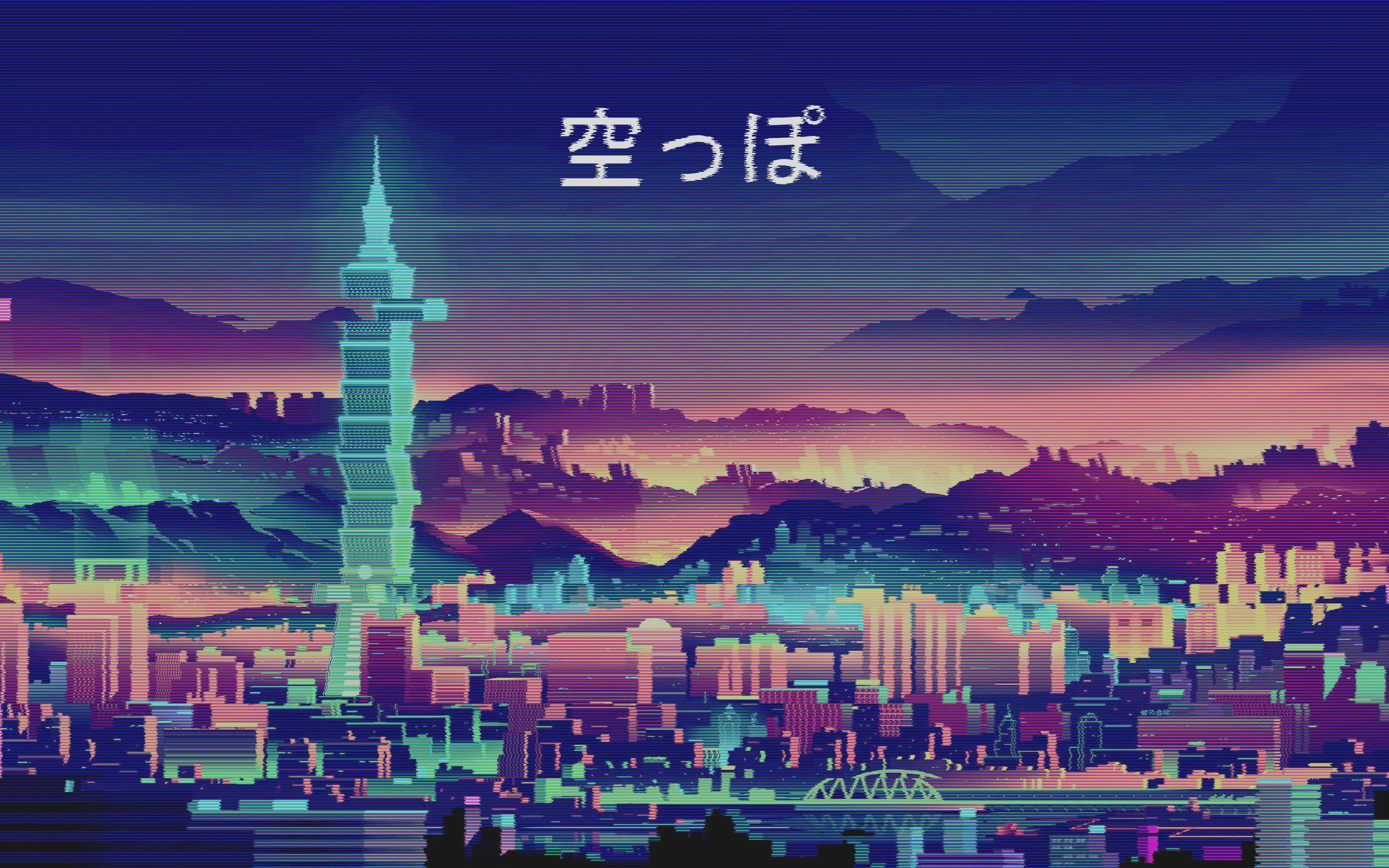 Anime Aesthetic Pc Wallpapers On Wallpaperdog