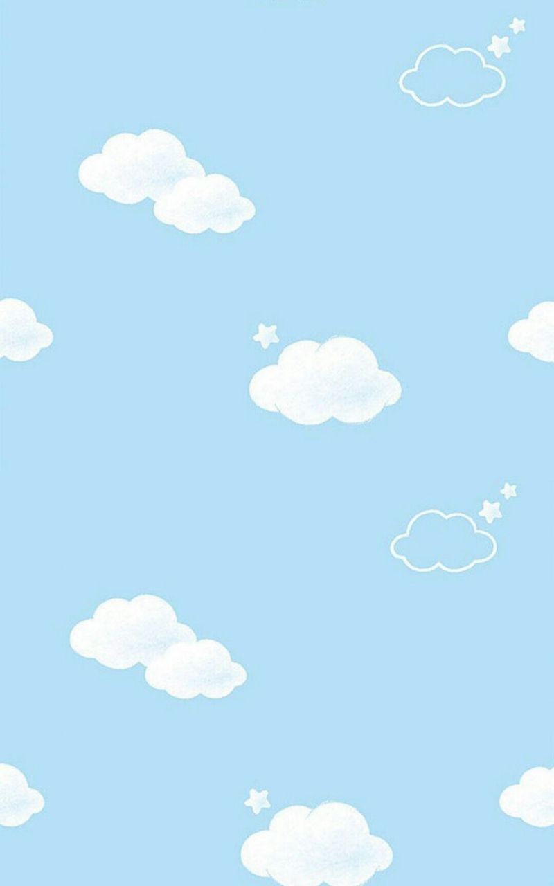 Baby Blue Aesthetic Wallpapers On Wallpaperdog