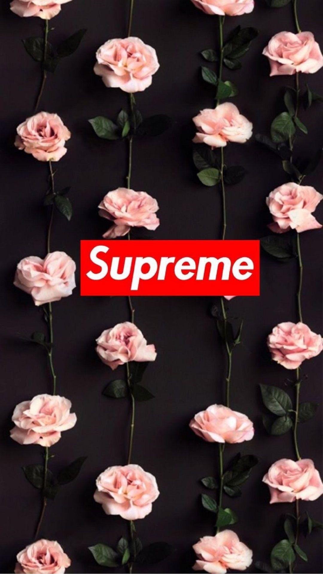 Supreme Rose Gold Wallpapers On Wallpaperdog
