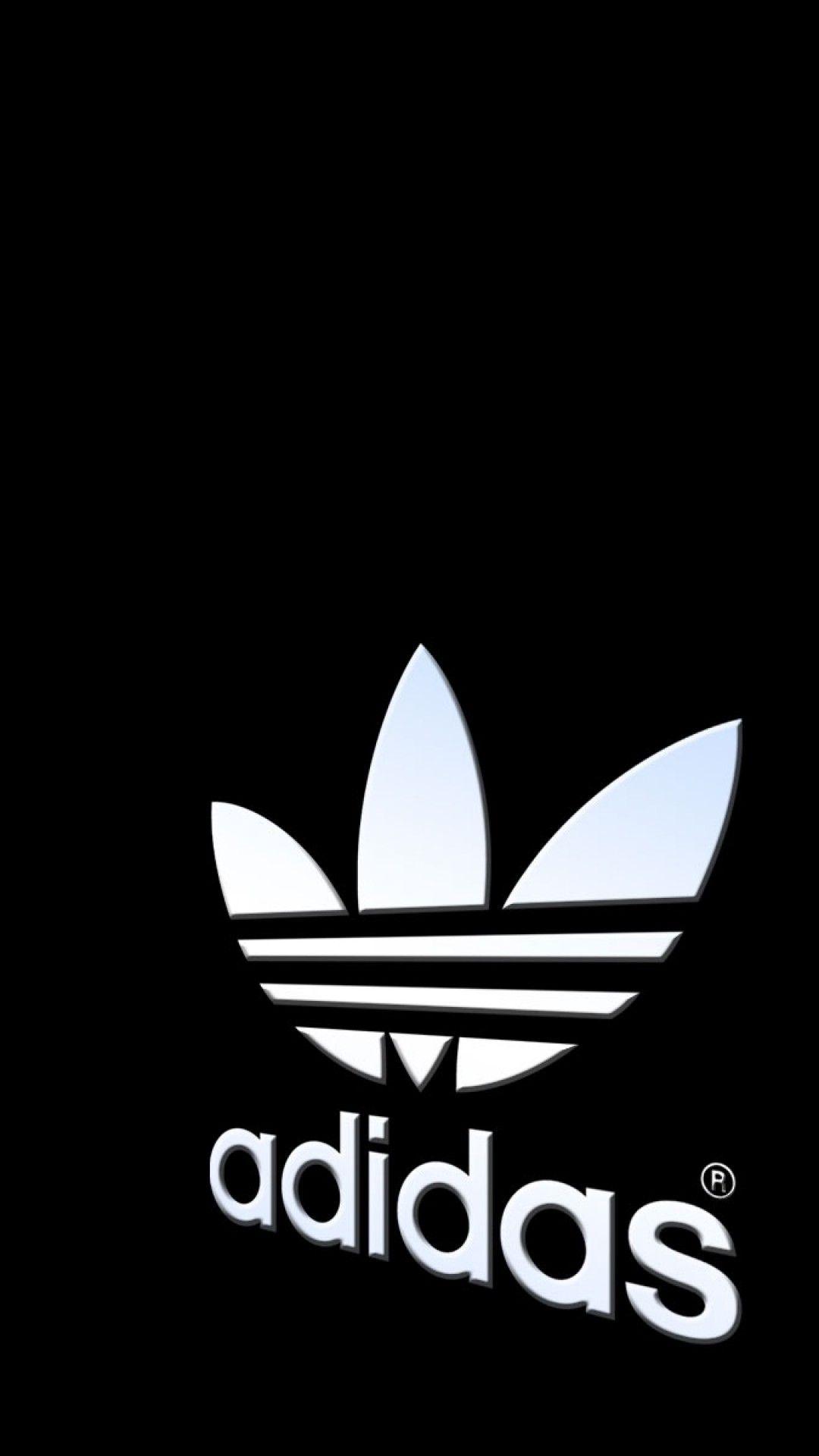 Black Adidas Logo Wallpapers On Wallpaperdog