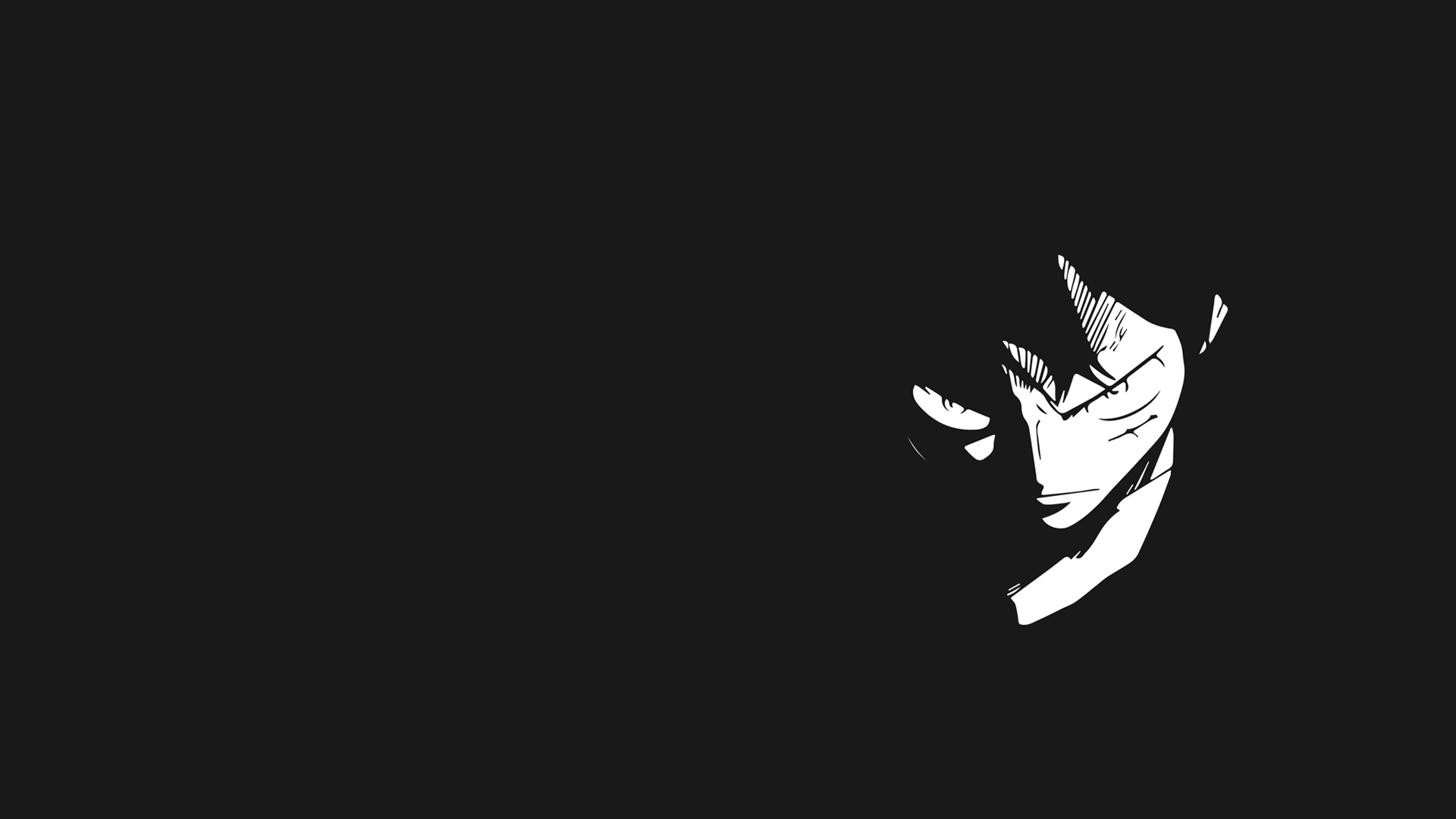 Black One Piece Wallpapers On Wallpaperdog