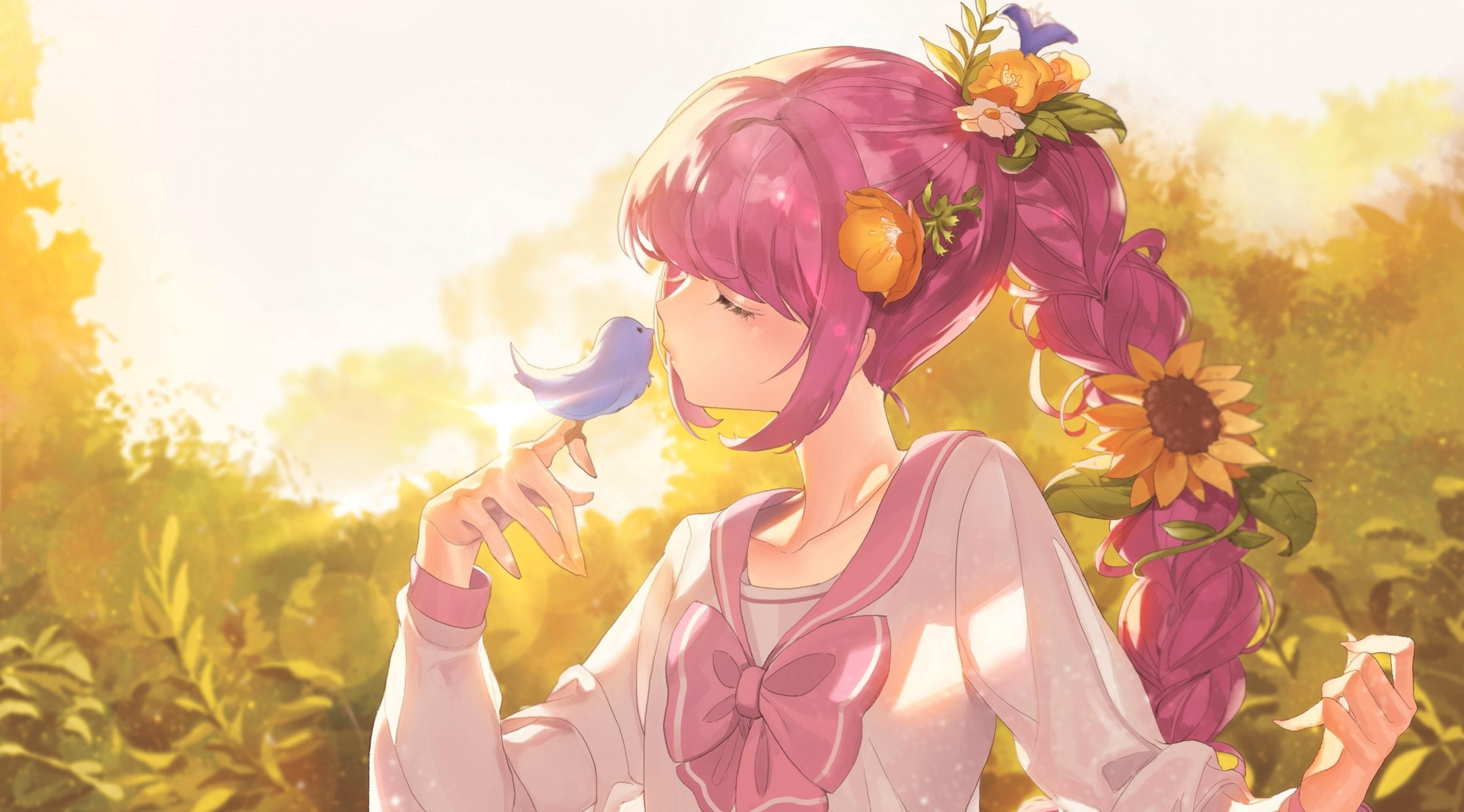 Pastel Aesthetic Anime Wallpapers On Wallpaperdog