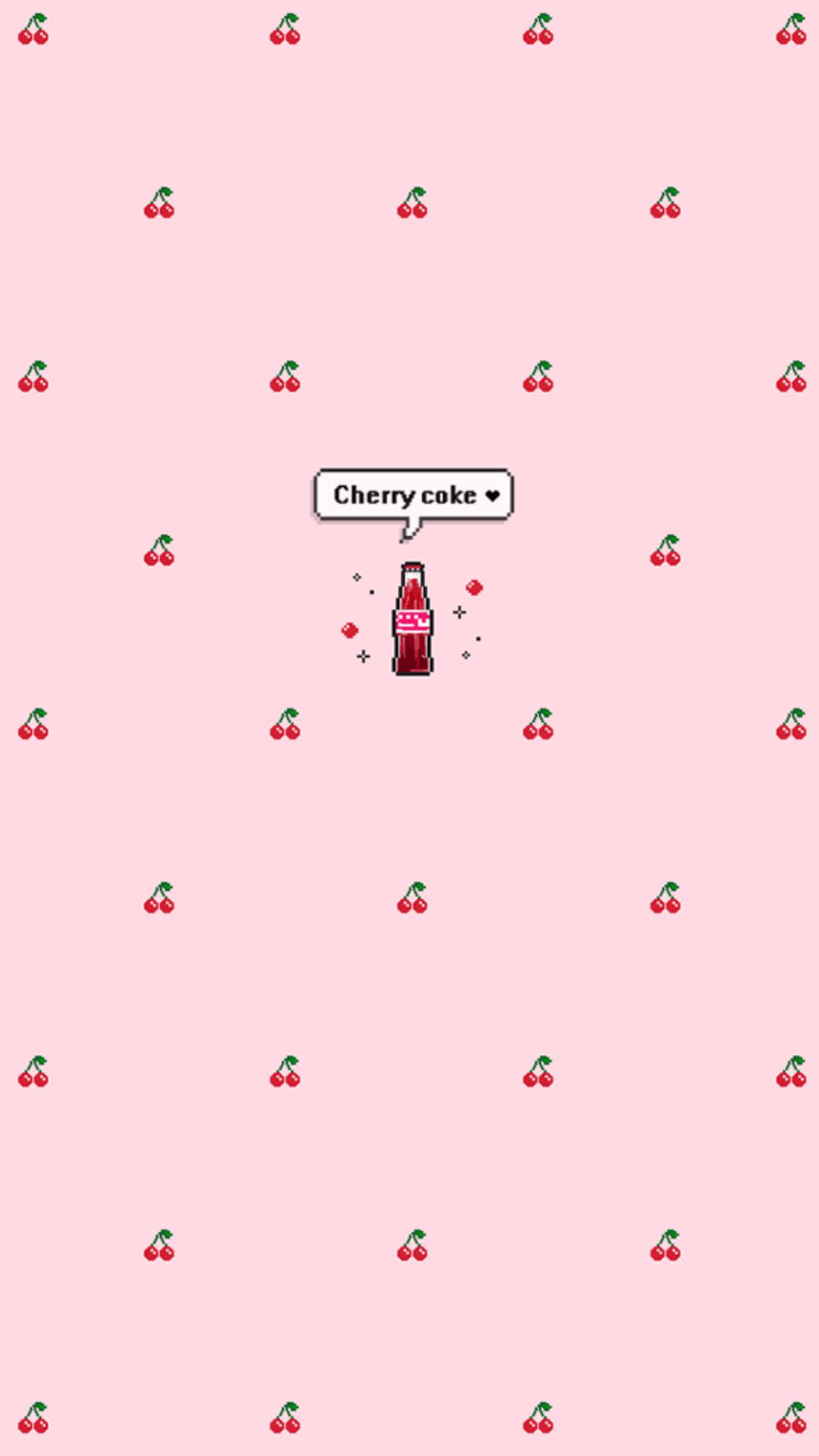 Laptops Aesthetic Cherry Wallpapers on WallpaperDog