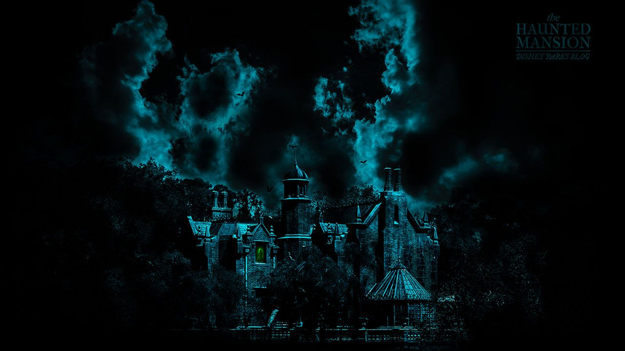 Disney World Haunted Mansion Wallpapers On Wallpaperdog