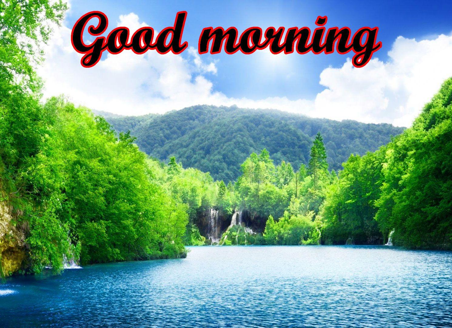 Good Morning Beautiful Scenery Wallpapers On Wallpaperdog
